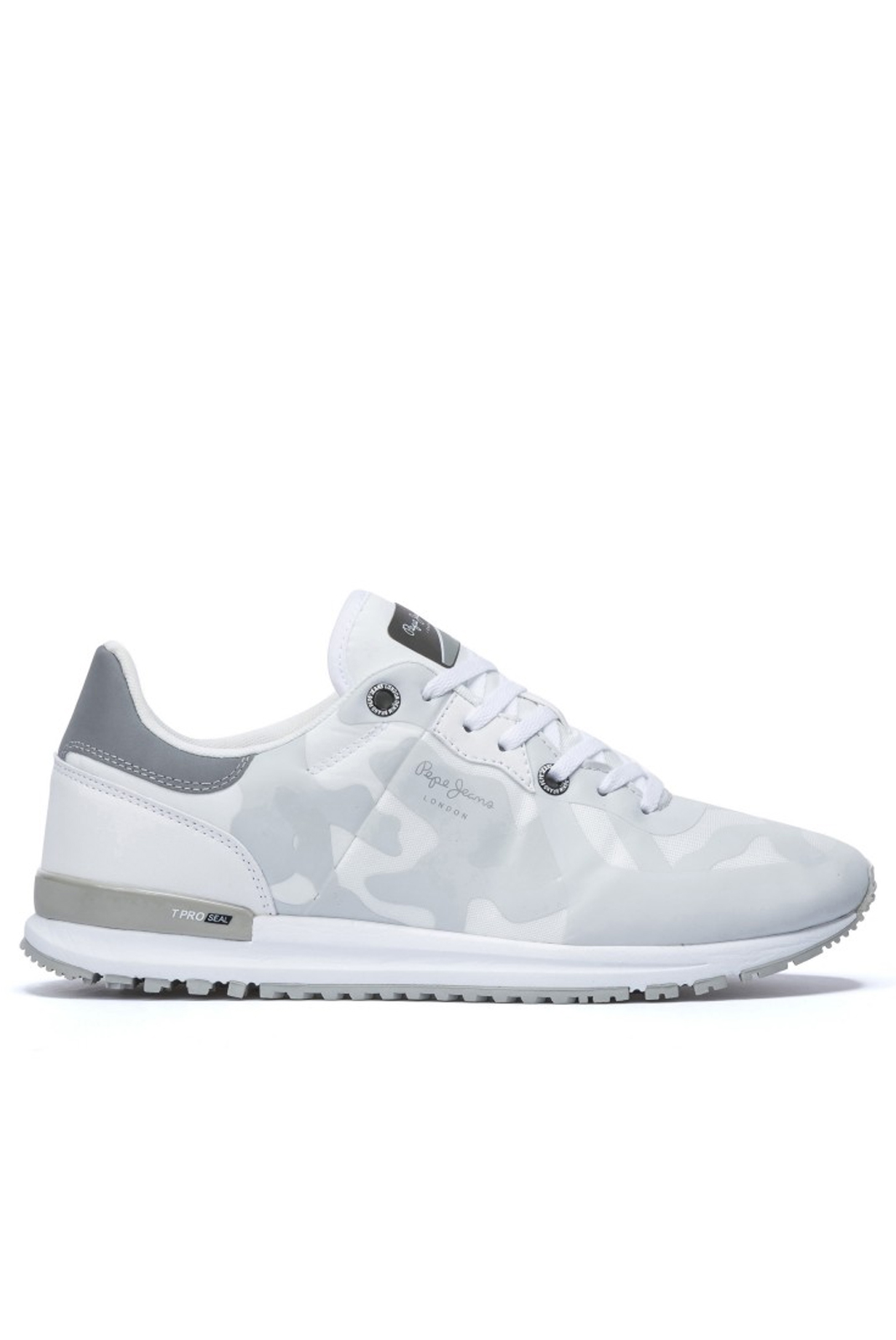 Baskets / Sport  Pepe jeans PMS30413 TINKER PRO SEAL 800 WHITE