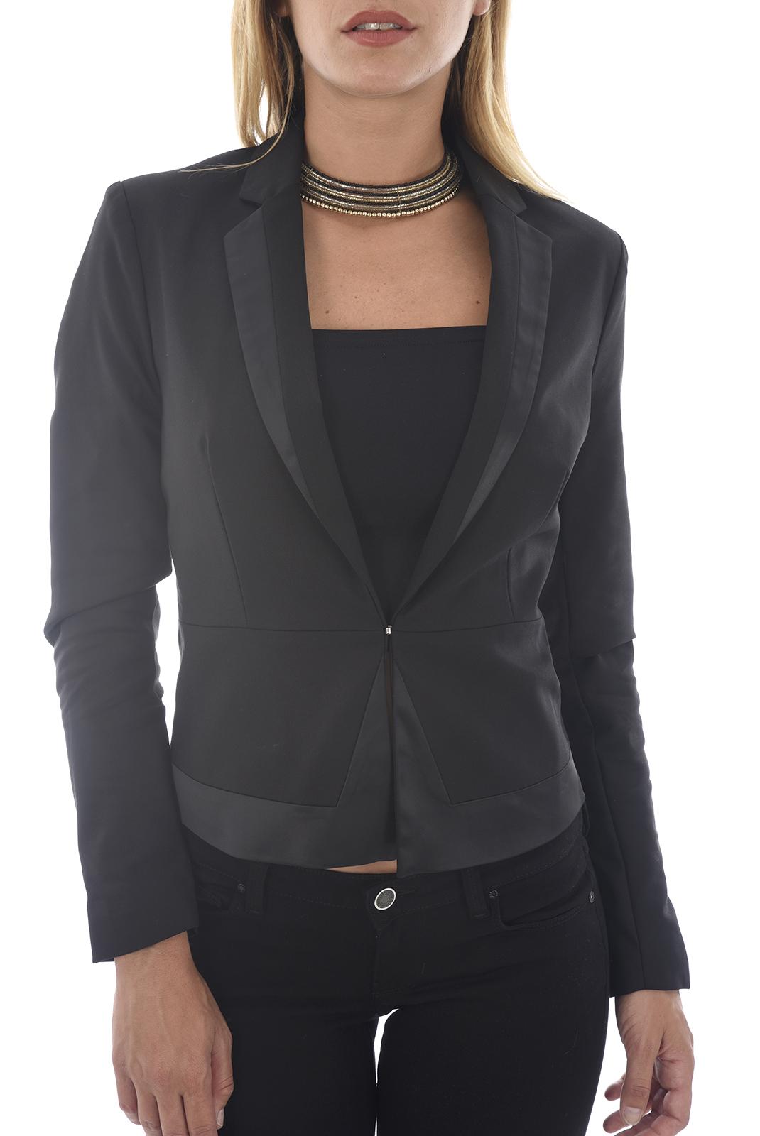 Morgan Noir Blousons Vlara Femme Vestes 181 amp; n zg4SSftn
