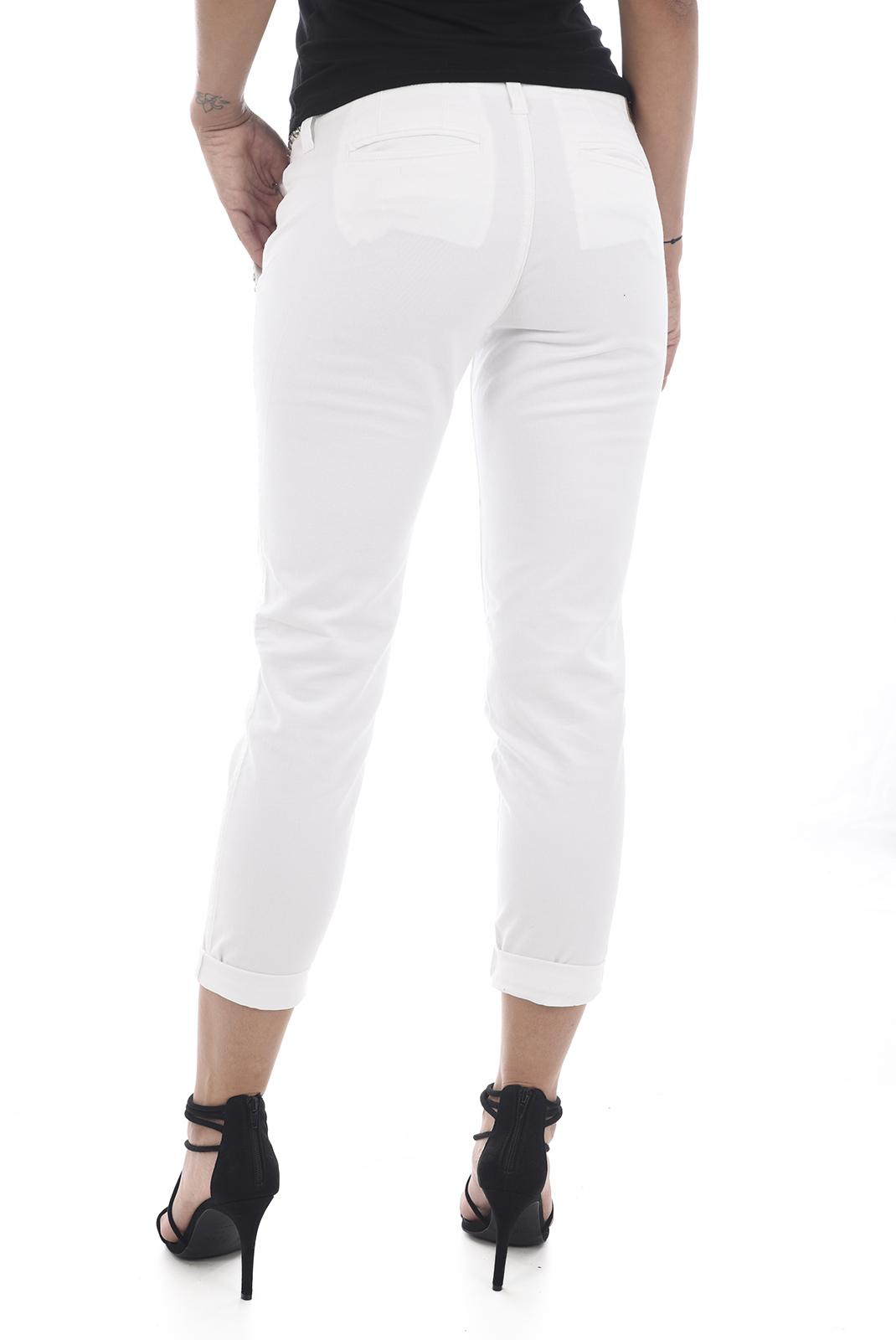 Pantalons  Guess jeans W72B47 W5DXE A000 TRUE WHITE