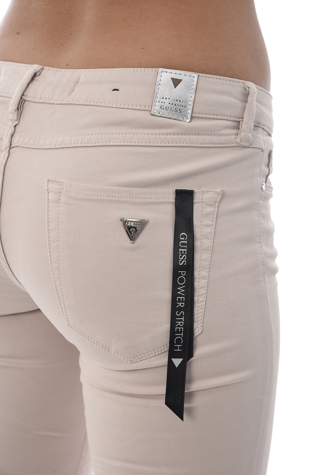 FEMME  Guess jeans W64A31 W77R2 skinny G430 HUSHED VIOLET