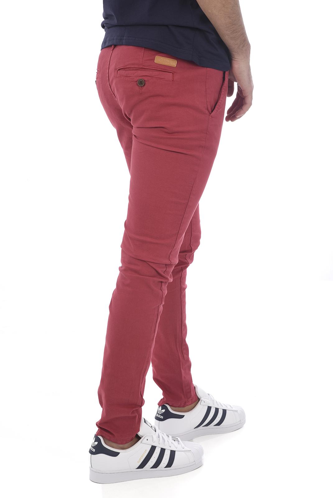 Pantalons chino/citadin  Backlight ALLEN RASPBERRY