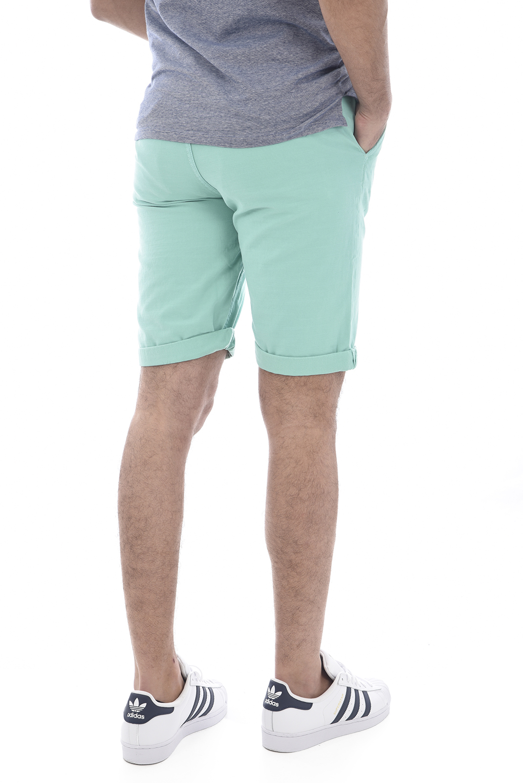 Shorts & Bermudas  Backlight NELSON SEA GREEN