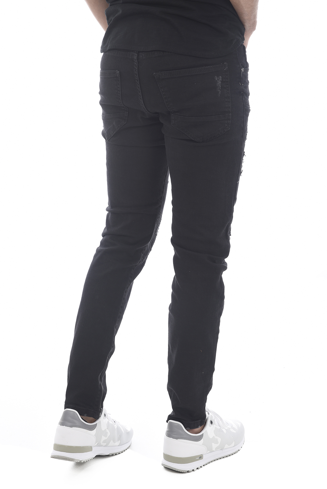 Jeans  George v GV105 BLACK