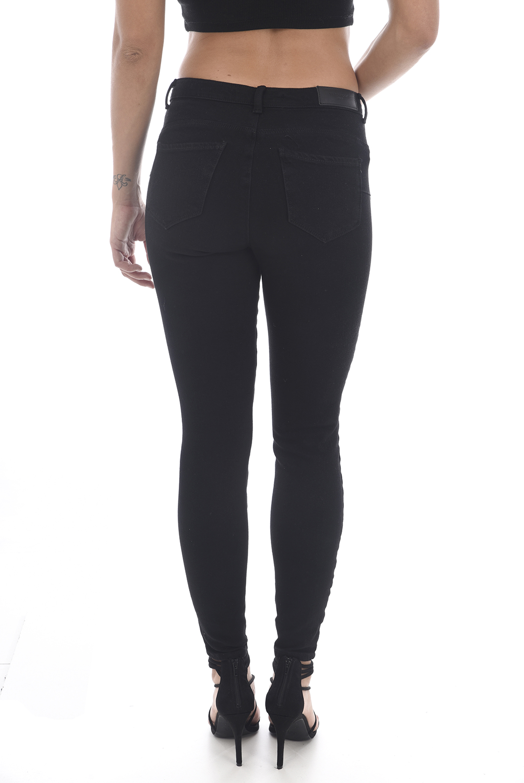 Vero Moda Icon Nw Push Up Jeans Women
