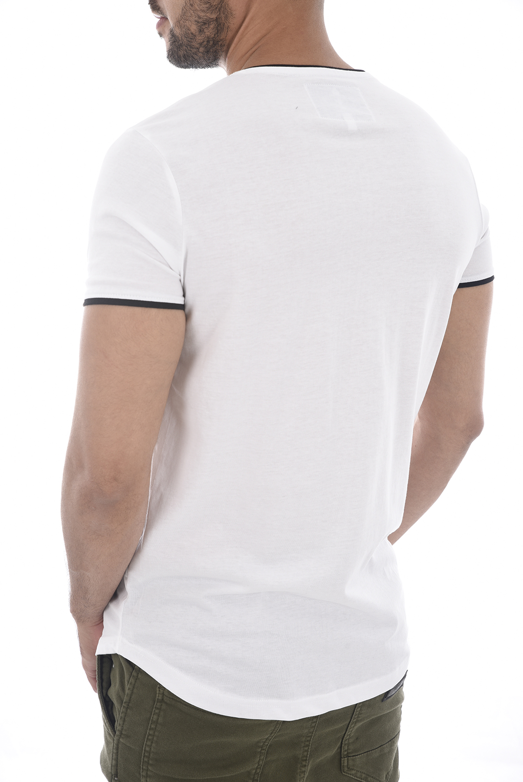Tee-shirts  Hite couture MEZIER BLANC