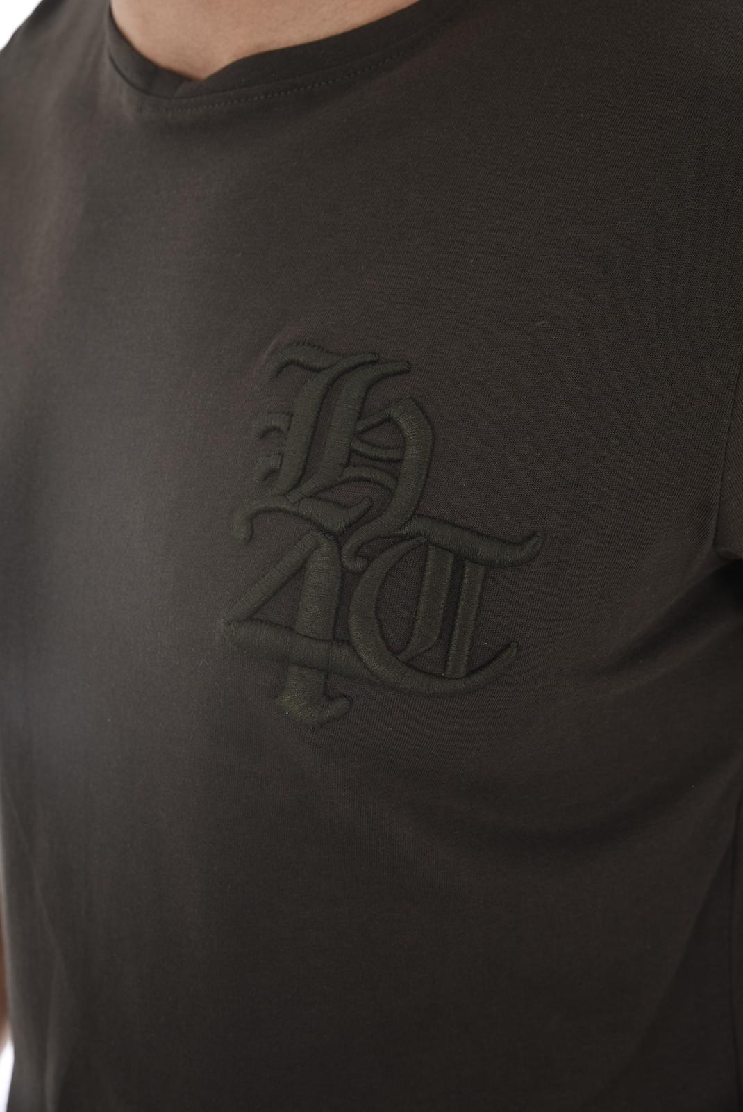 Tee-shirts  Hite couture MURER KAKI