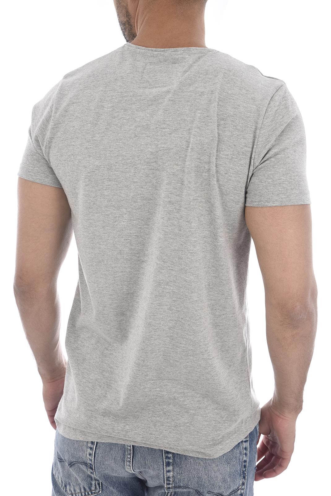 Tee-shirts  Hite couture MATER LT GREY MEL