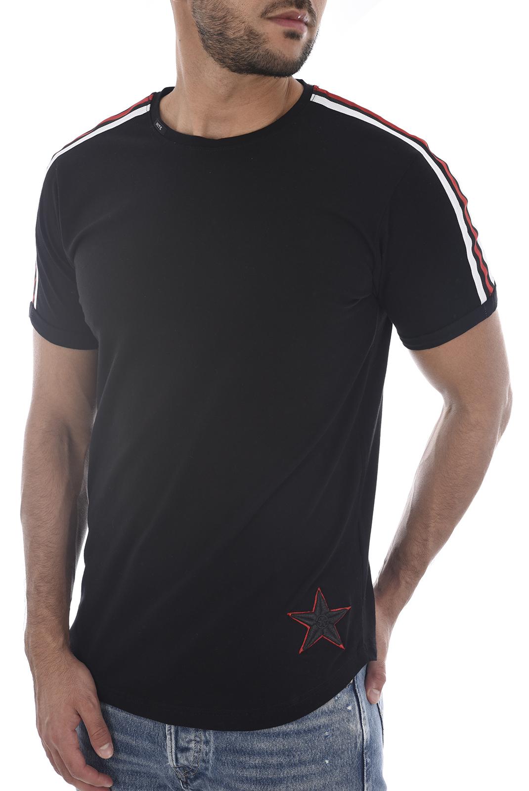Tee-shirts  Hite couture MOPORER NOIR