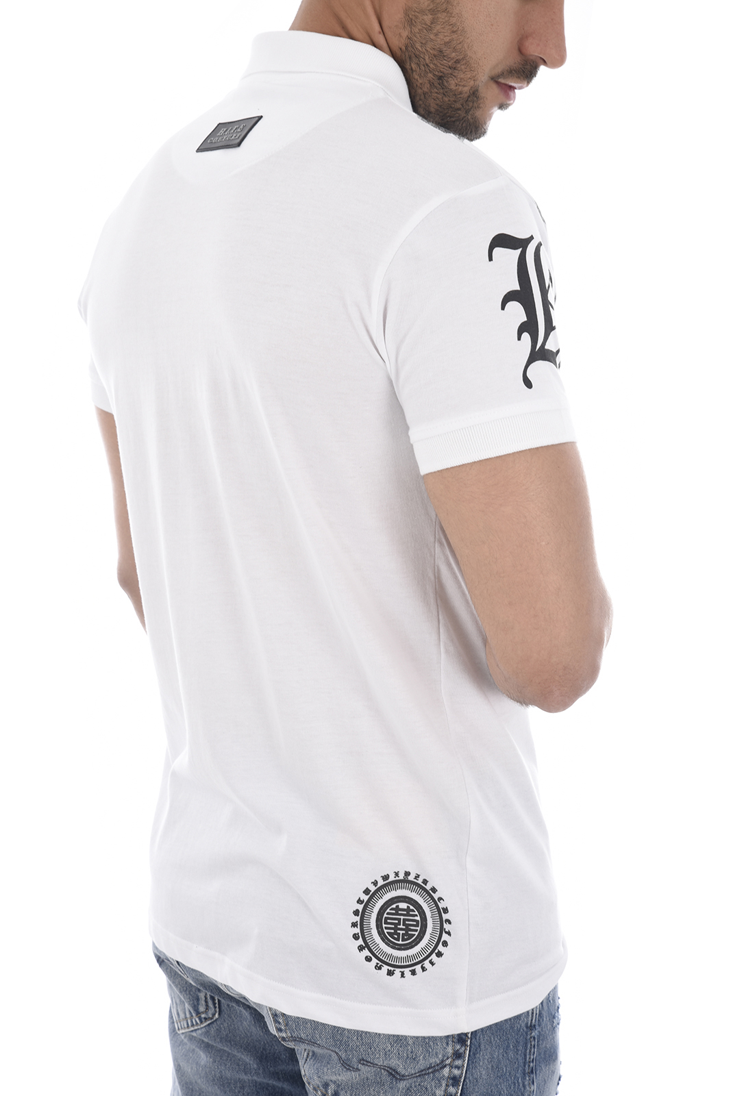 Tee-shirts  Hite couture PIVER BLANC