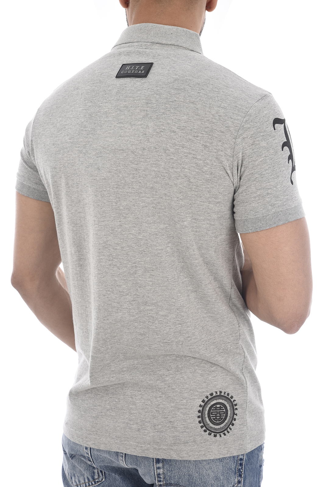 Tee-shirts  Hite couture PIVER GRIS