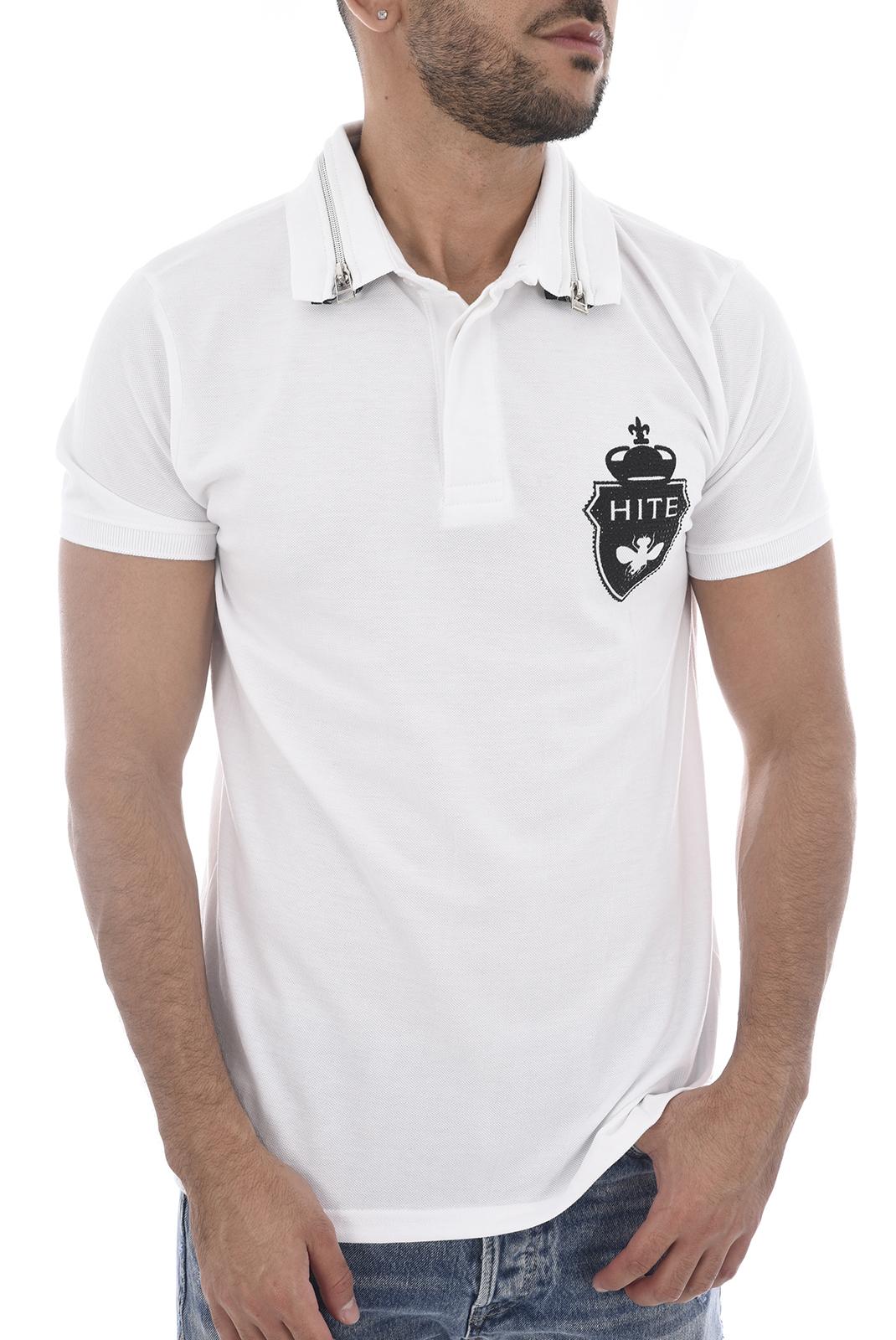 Tee-shirts  Hite couture PRISIER BLANC
