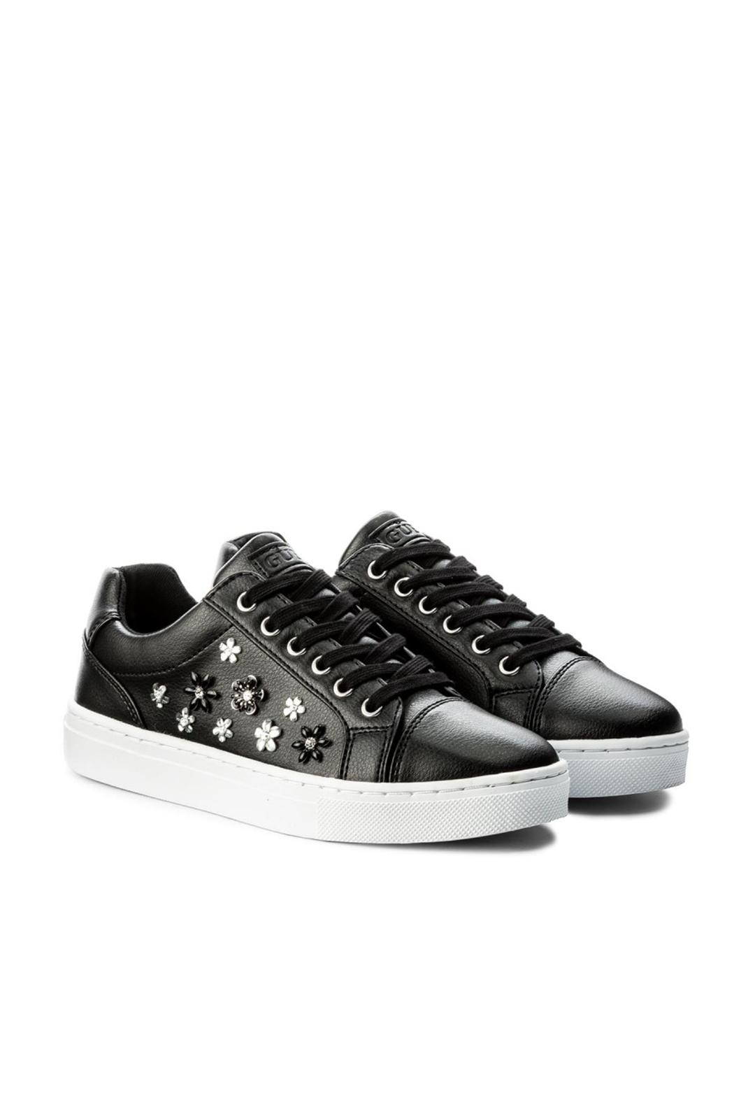 Baskets / Sneakers  Guess jeans JAMIT3 FLJMT1 ELE12 BLACK
