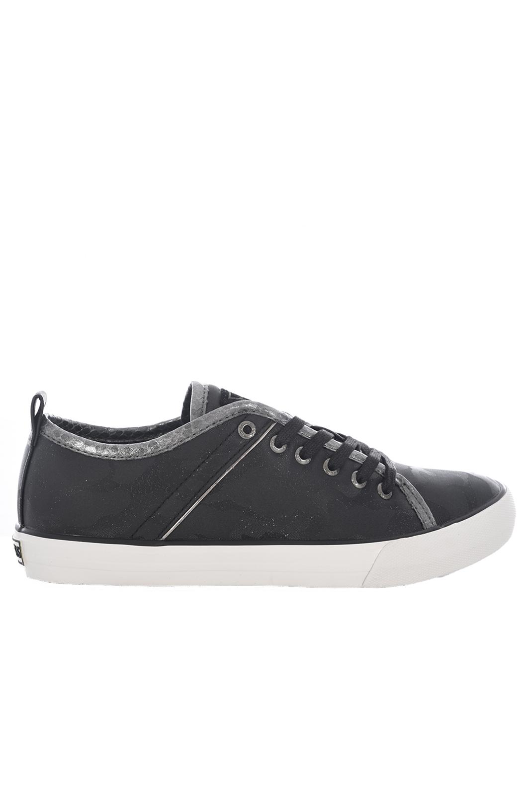 Baskets / Sneakers  Guess jeans JOLIE FLJOI3 FAB12 BLACK