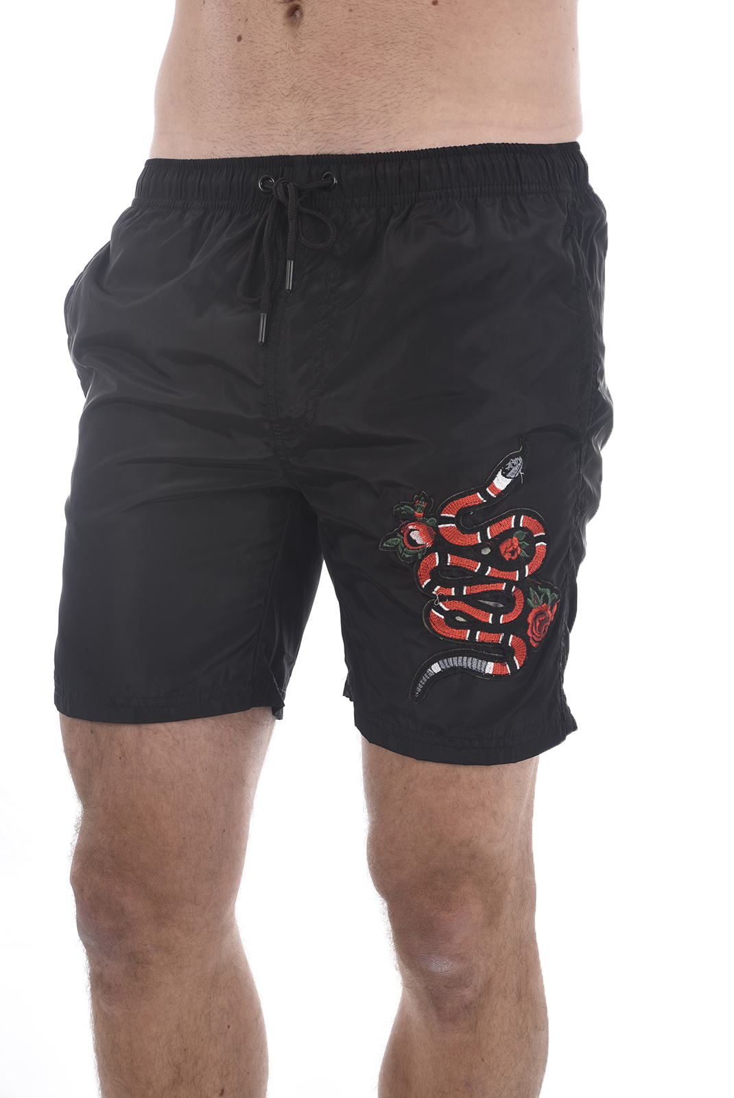 Shorts de bain  Hite couture ZOLIER NOIR