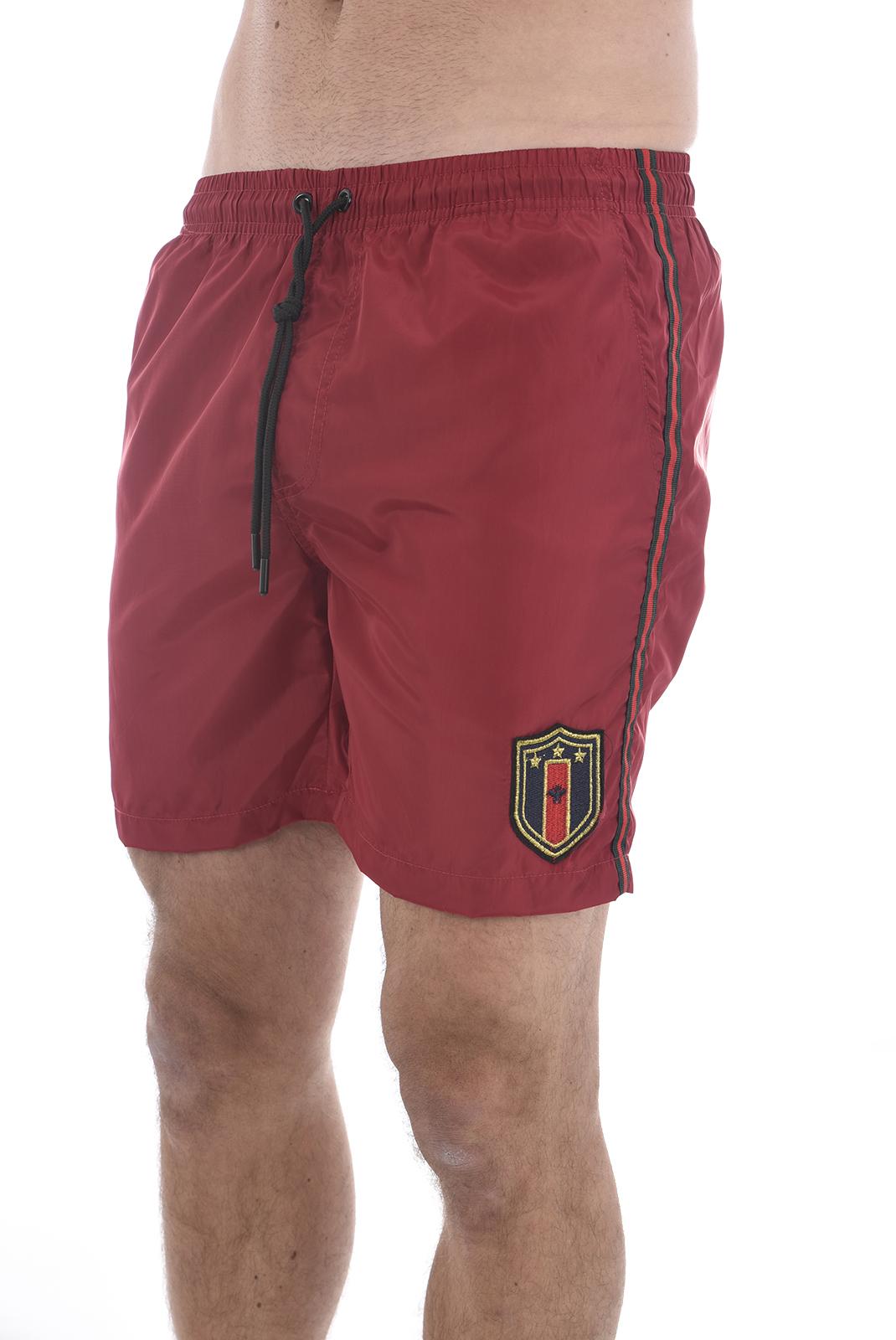 Shorts de bain  Hite couture ZUCCIER ROUGE