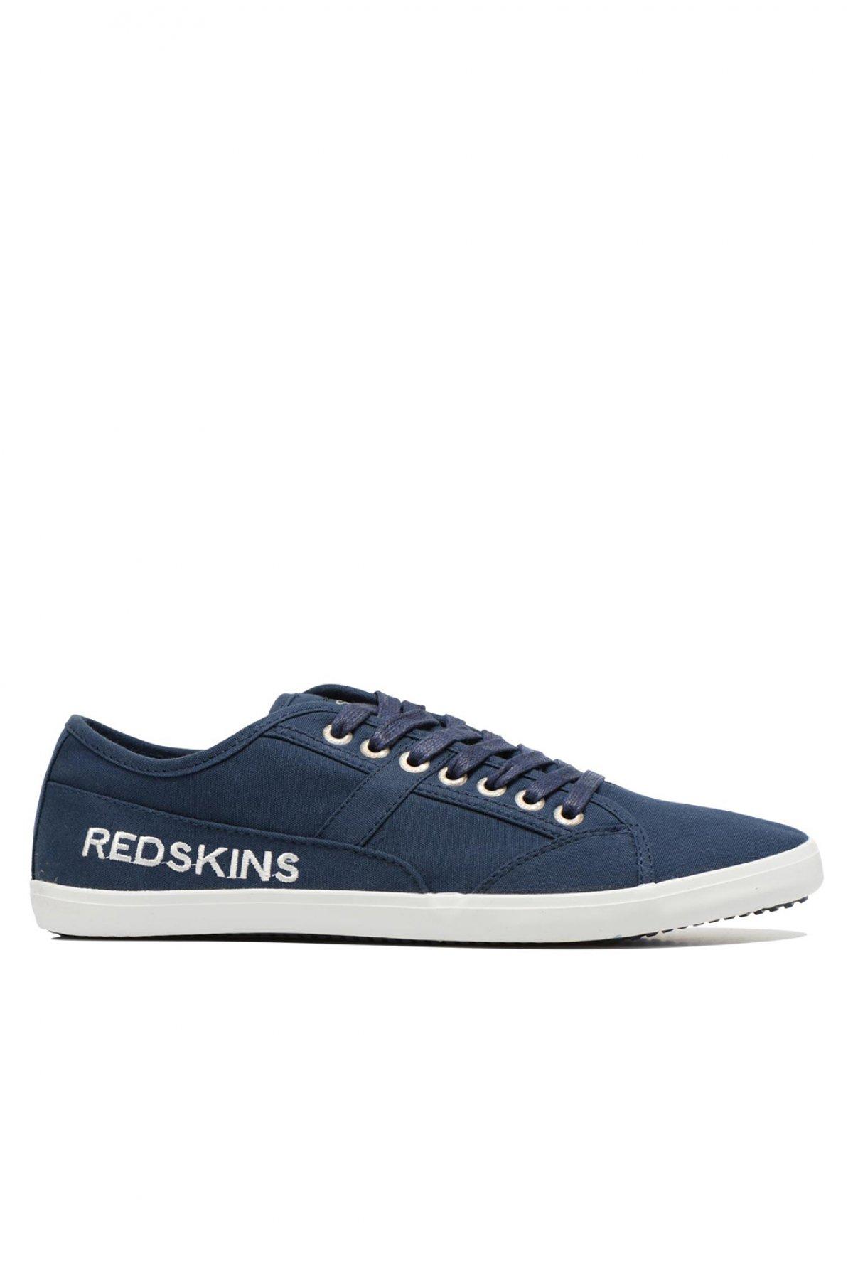 Baskets Basses Toile Zivec - Redskins