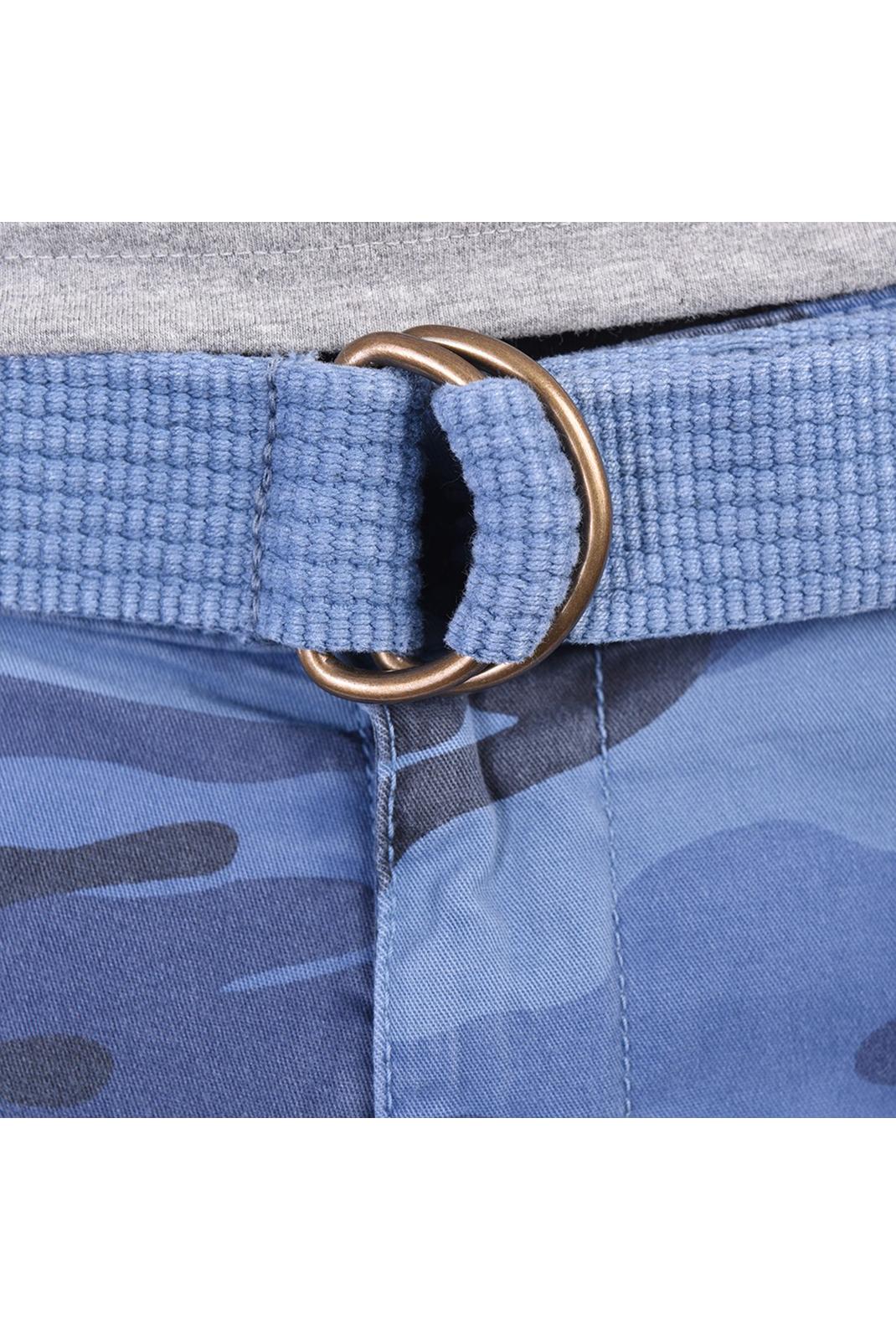 Shorts & Bermudas  Kaporal JEAMS BLUE CAMOU