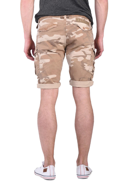 Shorts & Bermudas  Kaporal JEAMS SAND CAMOU