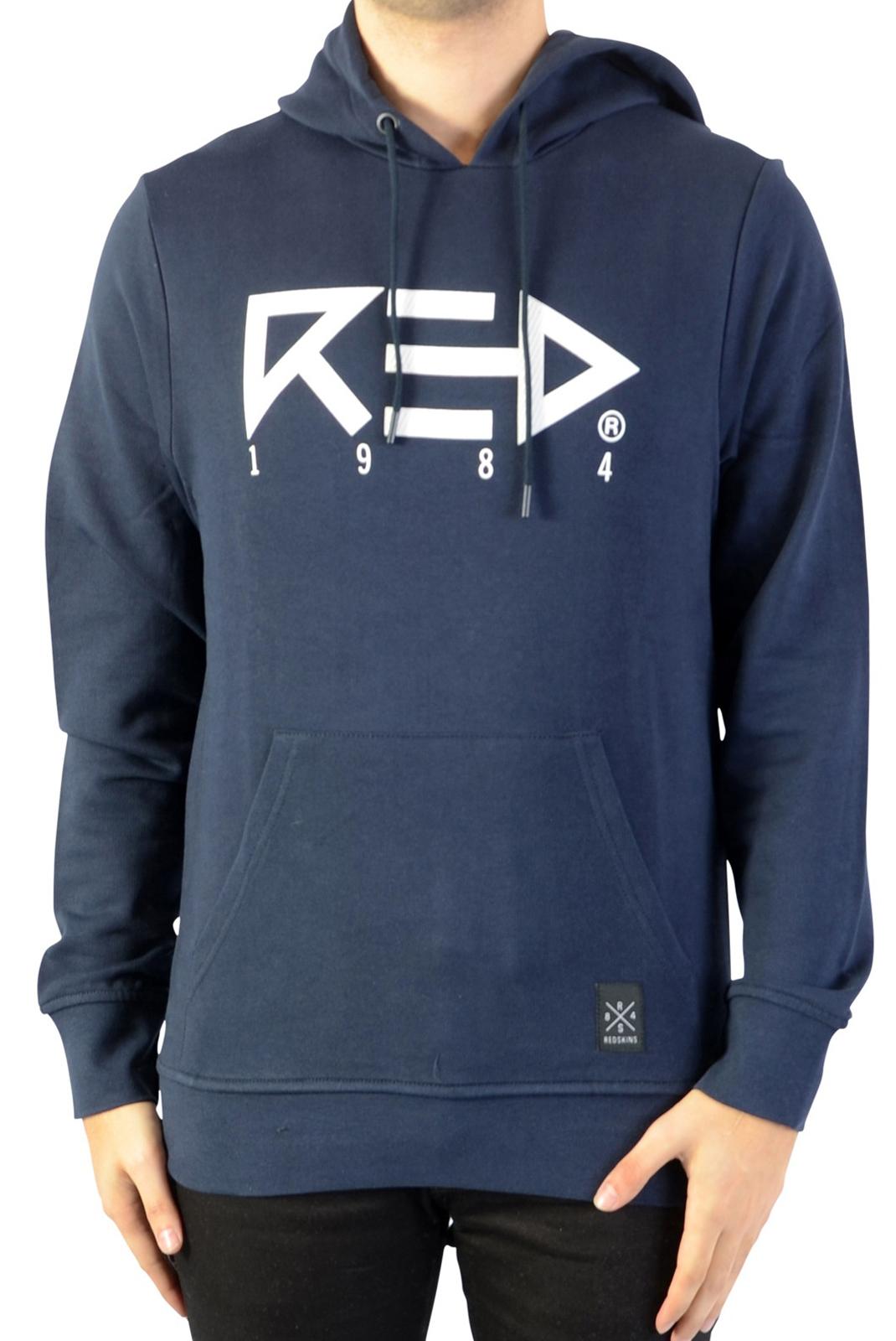 Sweatshirts  Redskins RED84 SPINNER NAVY BLUE