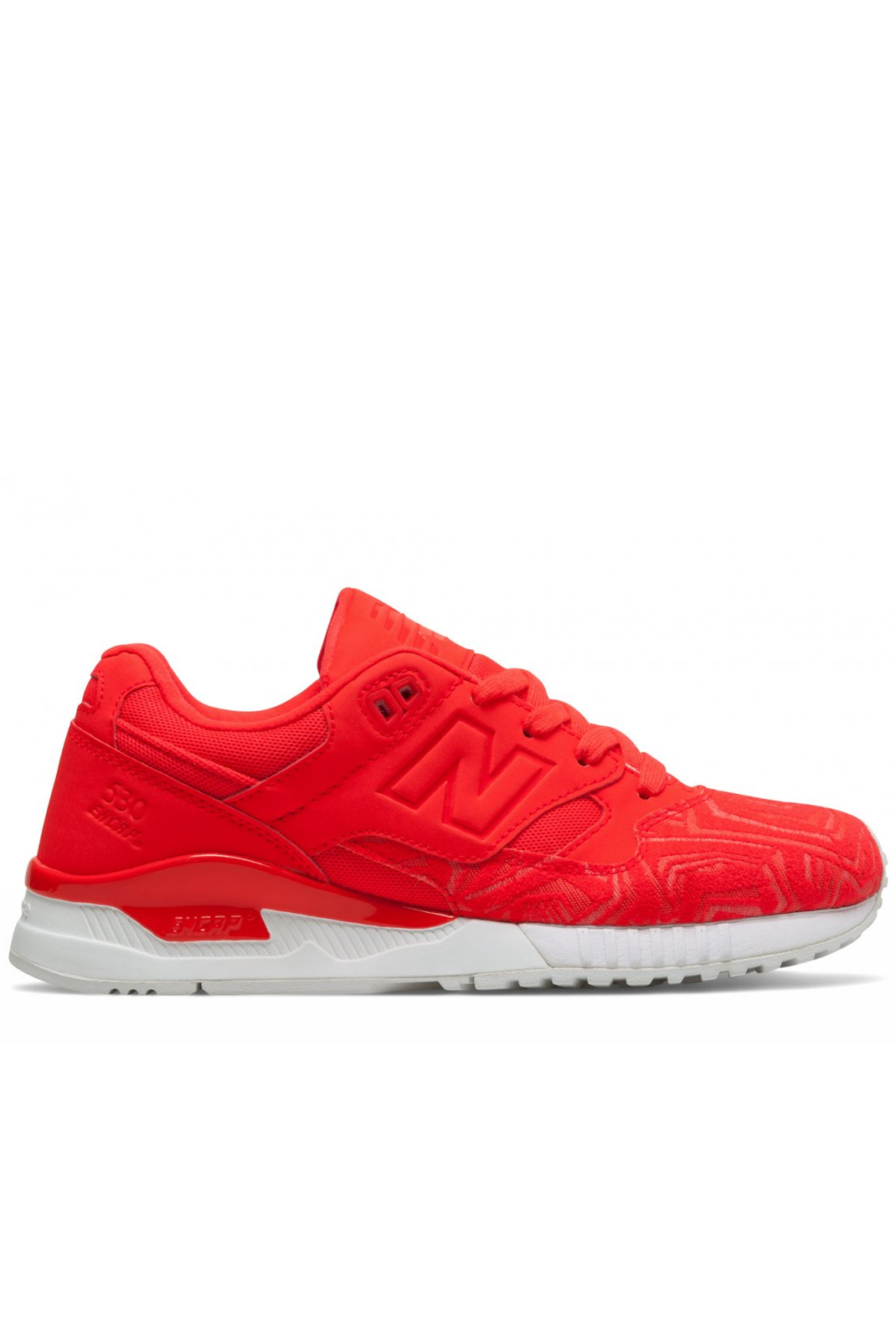 Chaussures  New balance W530VAC ROUGE