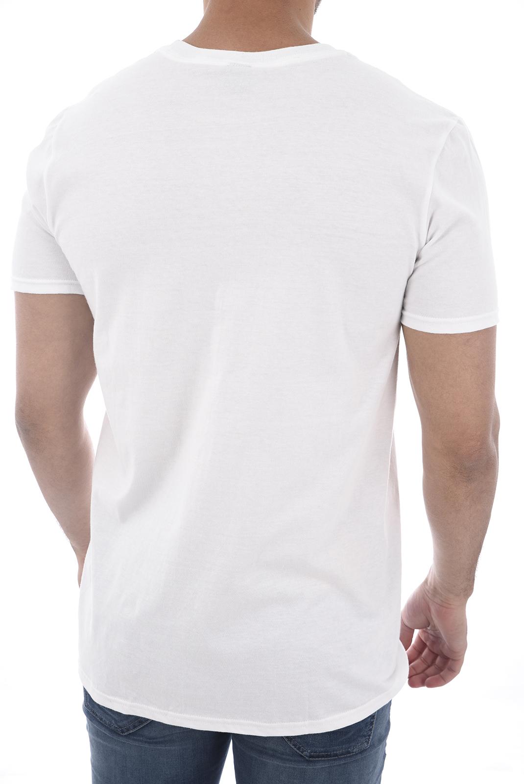 Tee-shirts  les Tricolores J'PEUX PAS J'AI BOUILLABAISSE BLANC