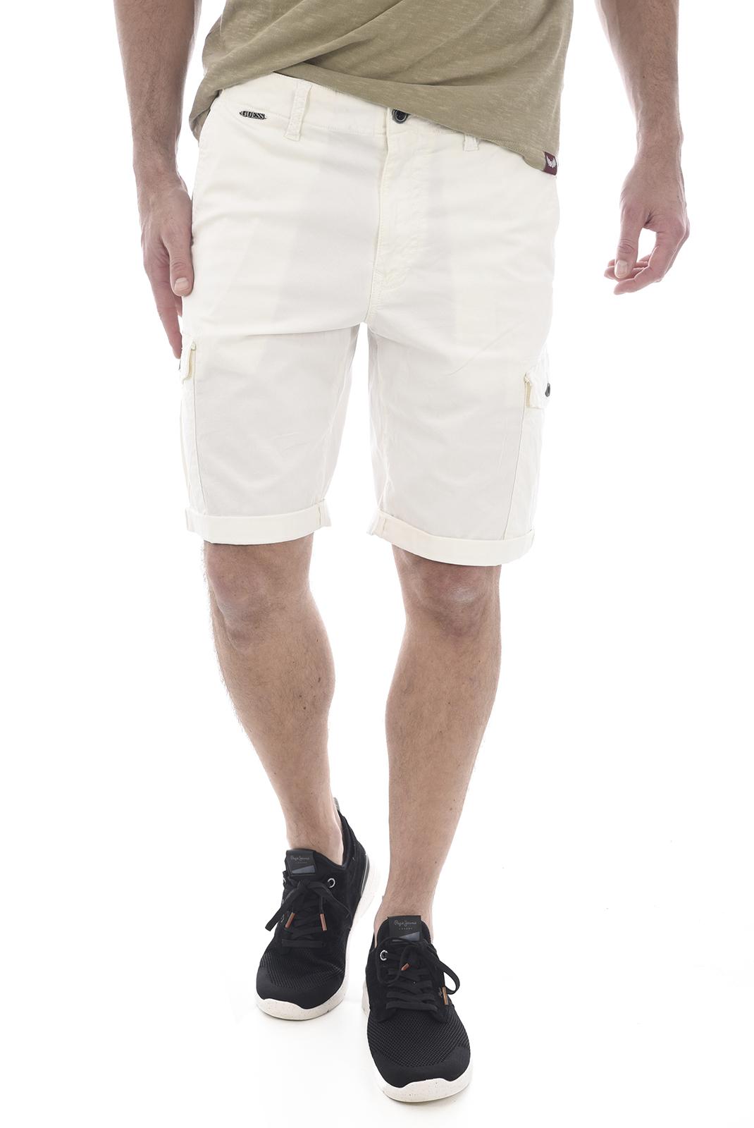Shorts & Bermudas  Guess jeans M72D08 W8B80 A009 OPTIC WHITE