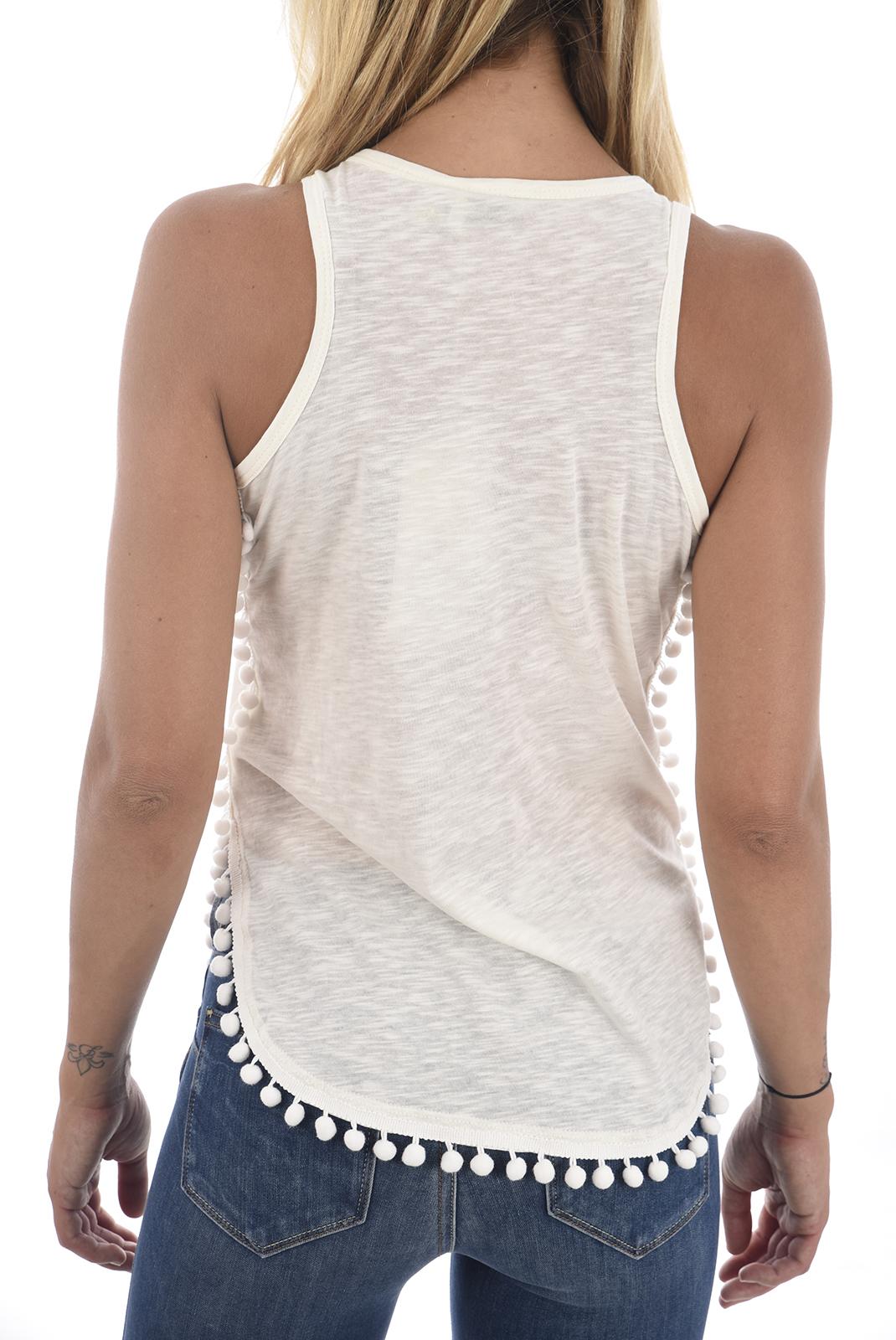 Tops & Tee shirts  Kaporal LANA BLANC