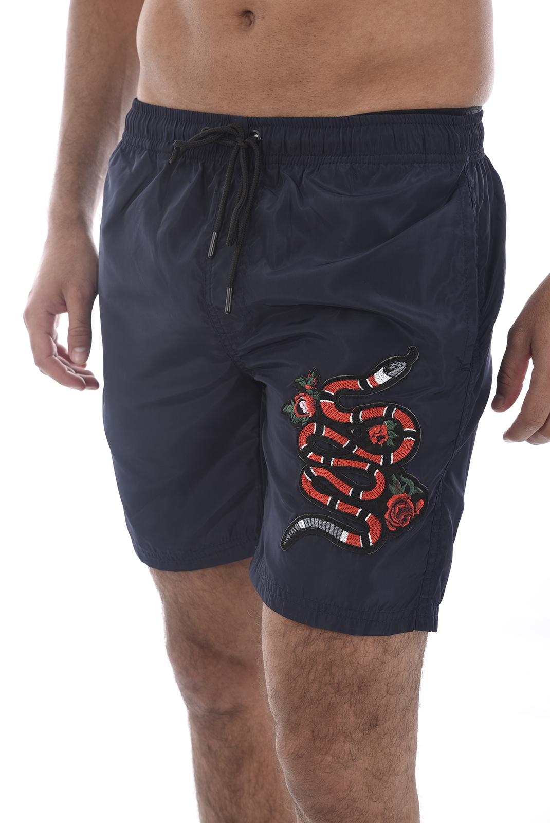 Shorts de bain  Hite couture ZOLIER BLEU