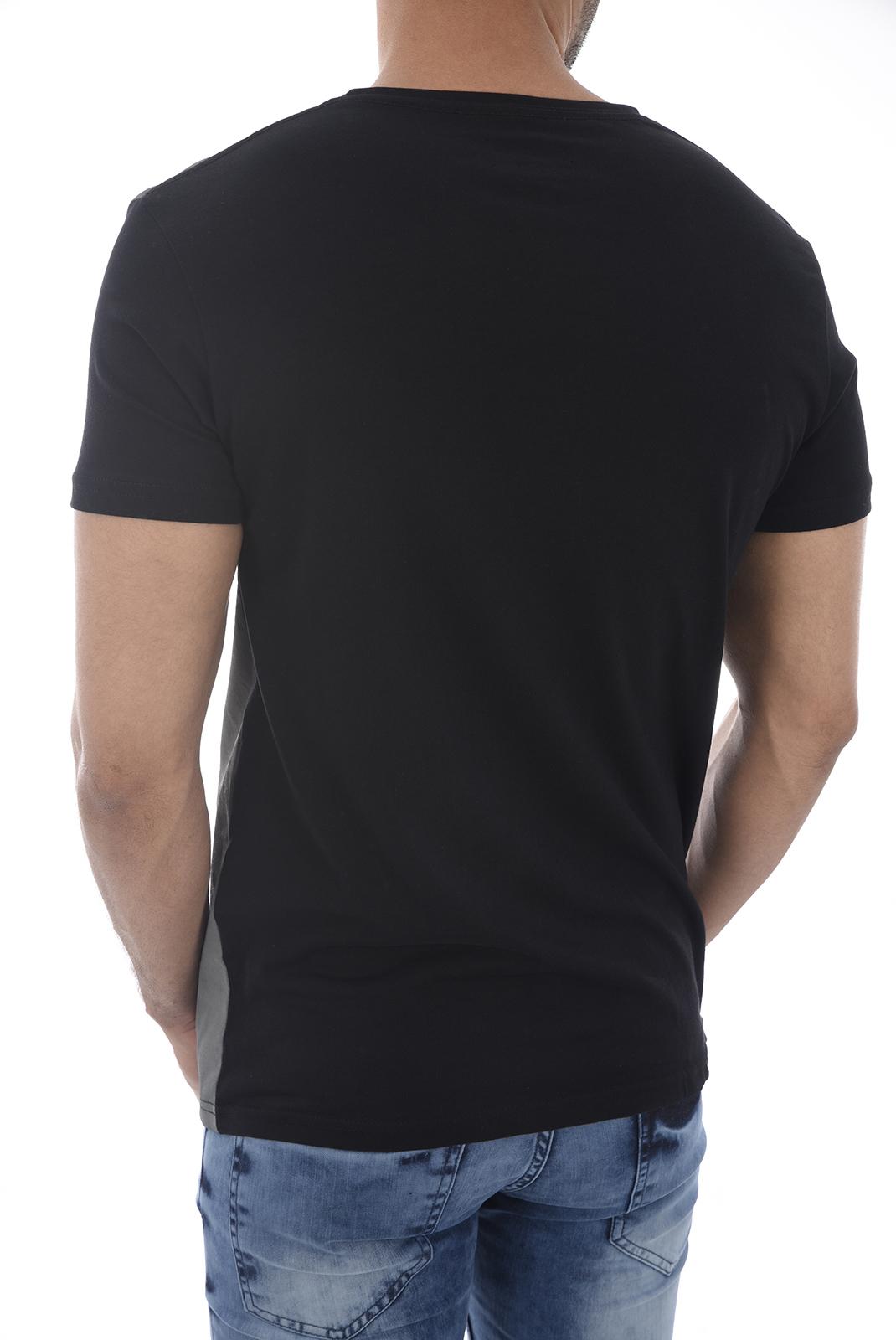 Tee-shirts  V1969 by Versace 1969 FORLI NOIR
