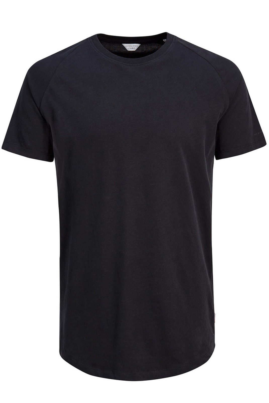 Tee-shirts  Jack & Jones RAFE TEE BLACK