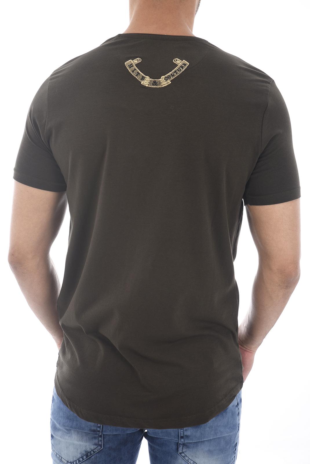 Tee-shirts  Hite couture MAMILER KAKI
