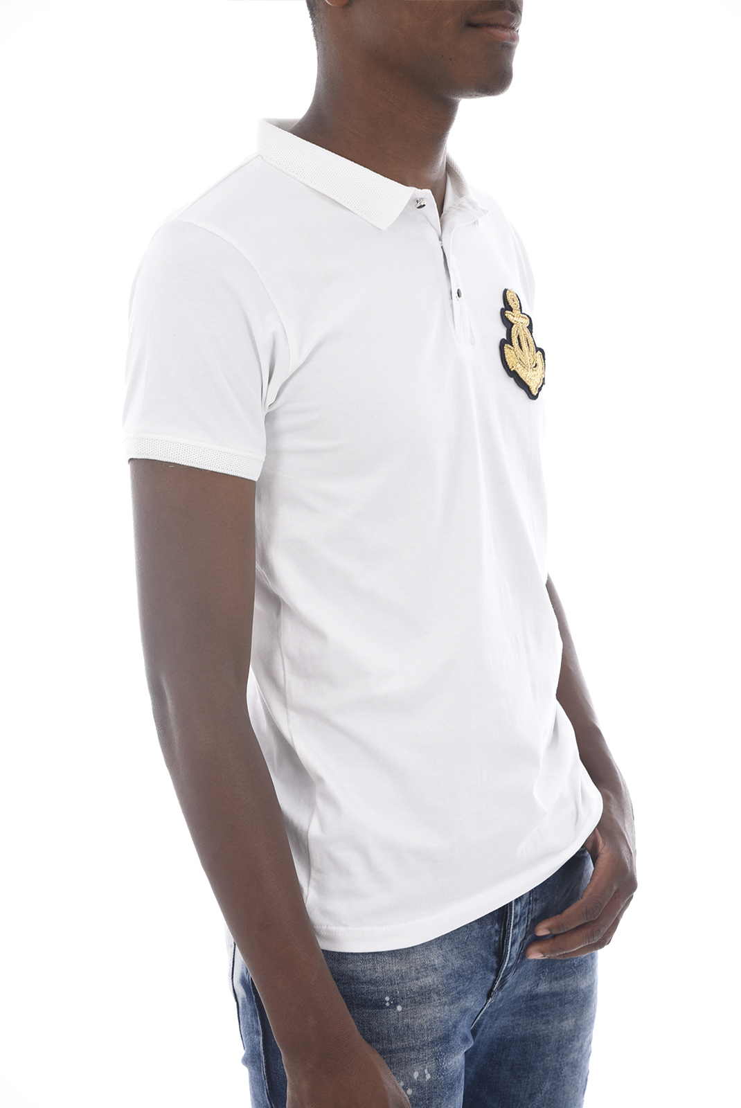 Polos  Hite couture PURILER BLANC