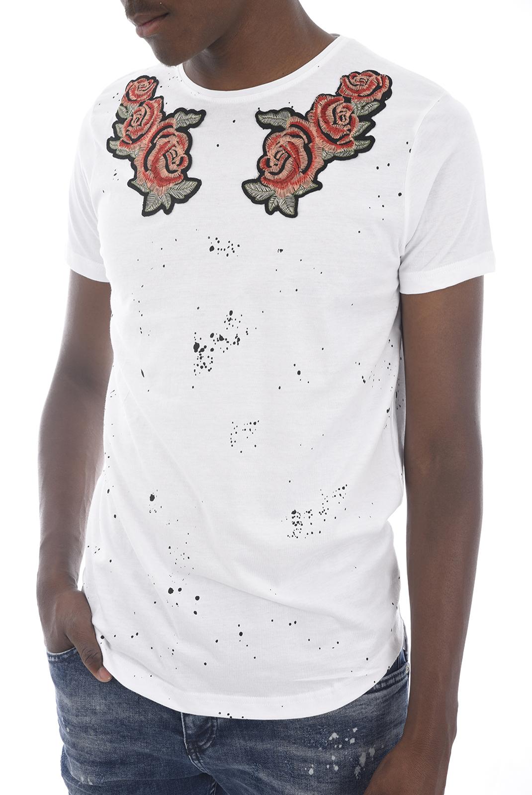 Tee-shirts  Hite couture MILBOPER BLANC