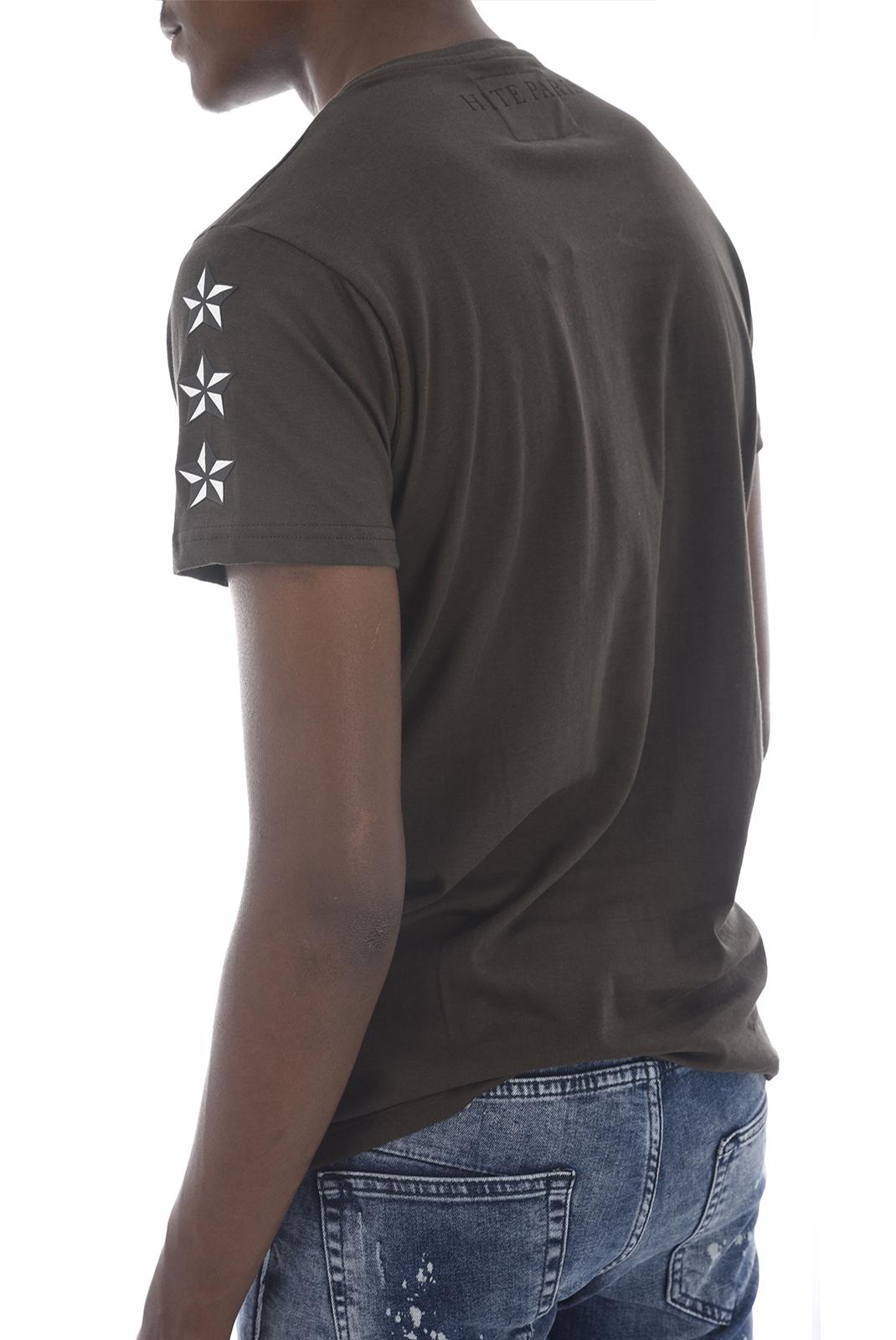 Tee-shirts  Hite couture MITRER KAKI