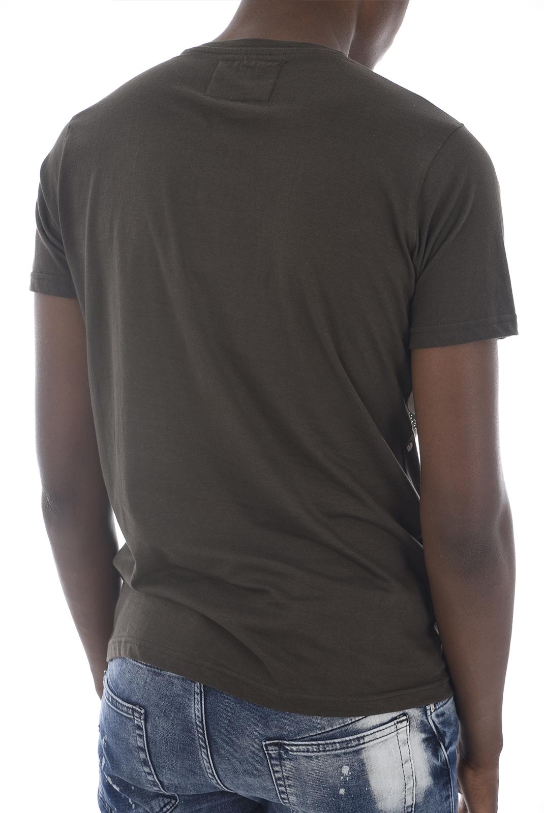 Tee-shirts  Hite couture MOMER KAKI