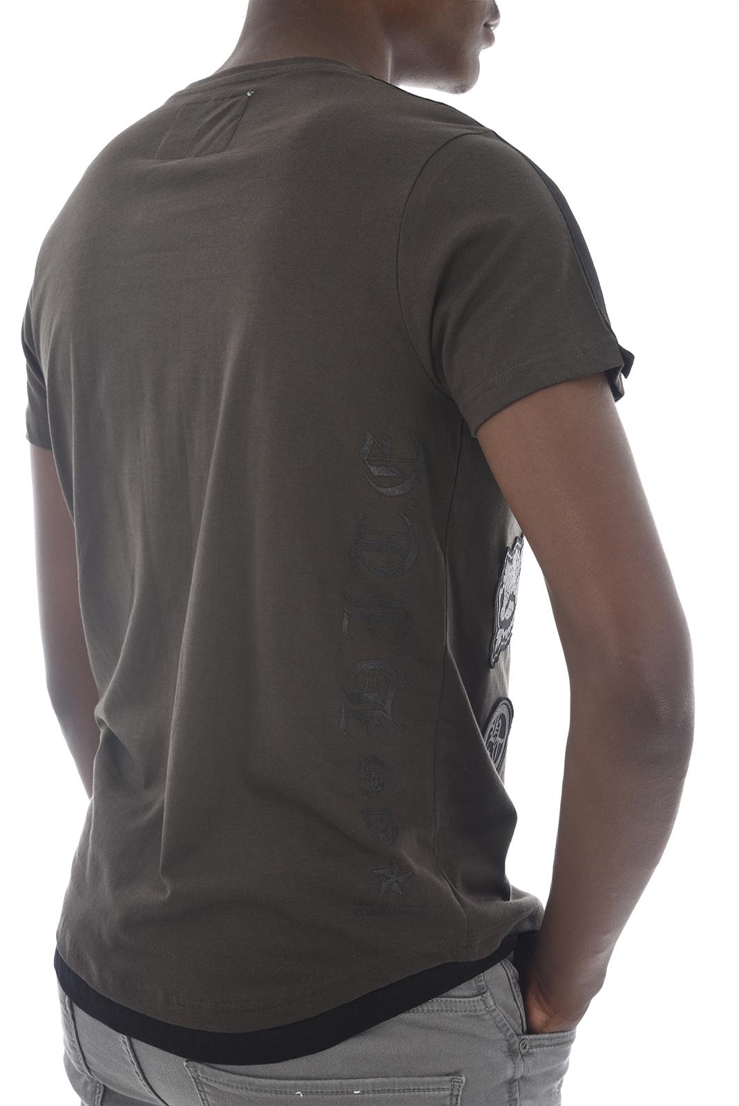 Tee-shirts  Hite couture MOBIER KAKI