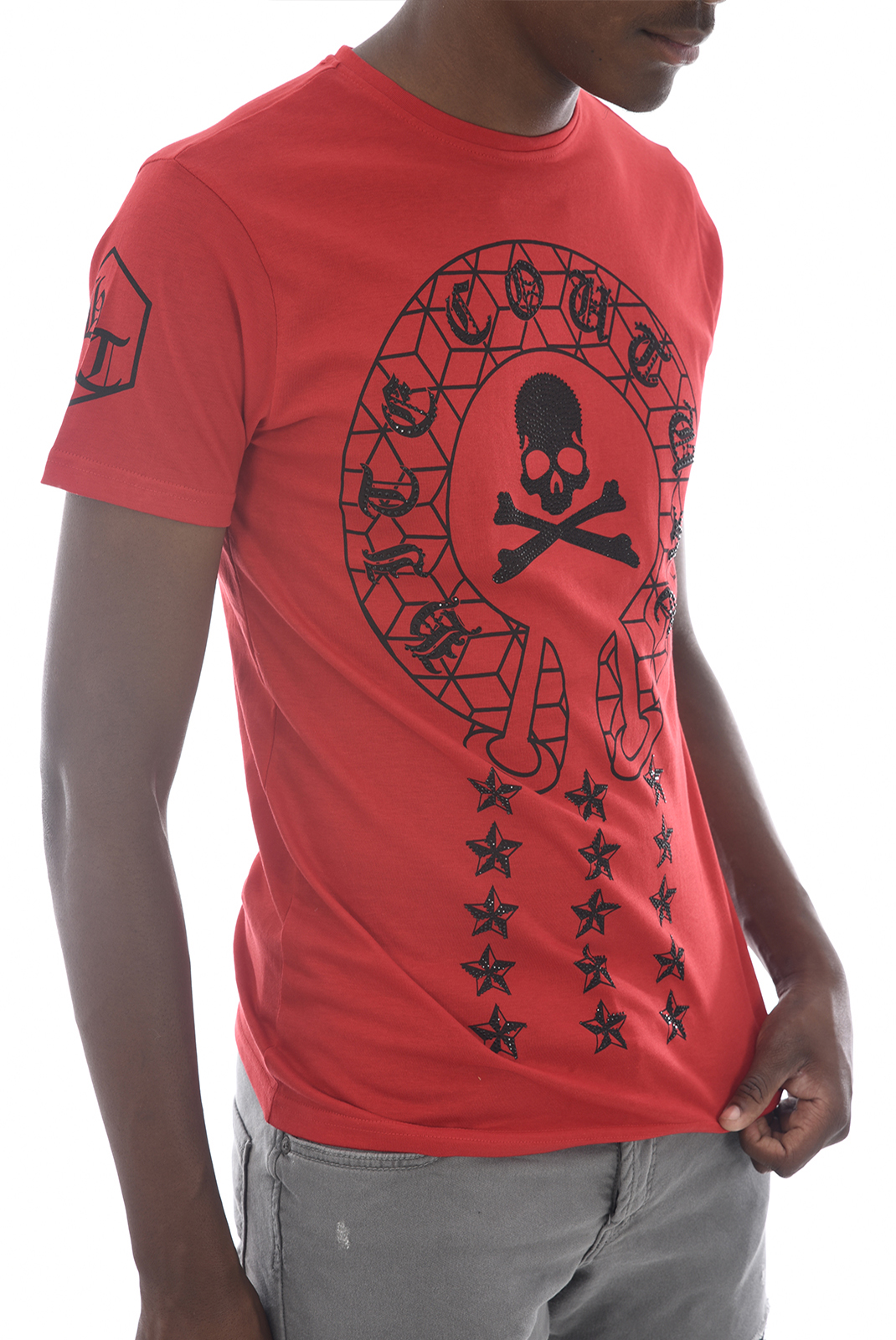 Tee-shirts  Hite couture MODER ROUGE