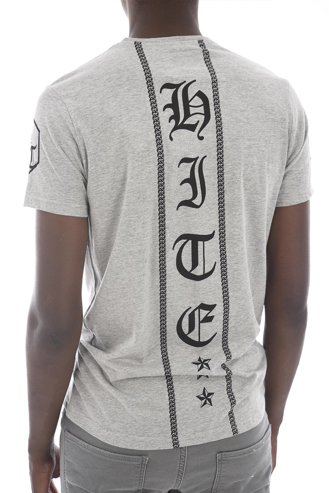 Tee-shirts  Hite couture MODER GRIS