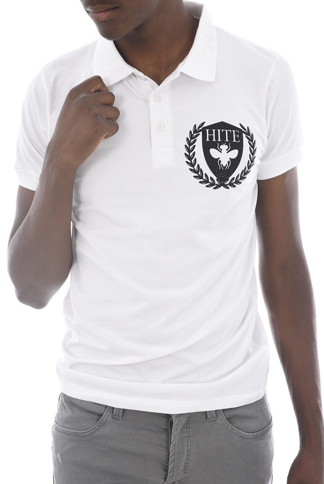 Polos  Hite couture PABRIT A WHITE