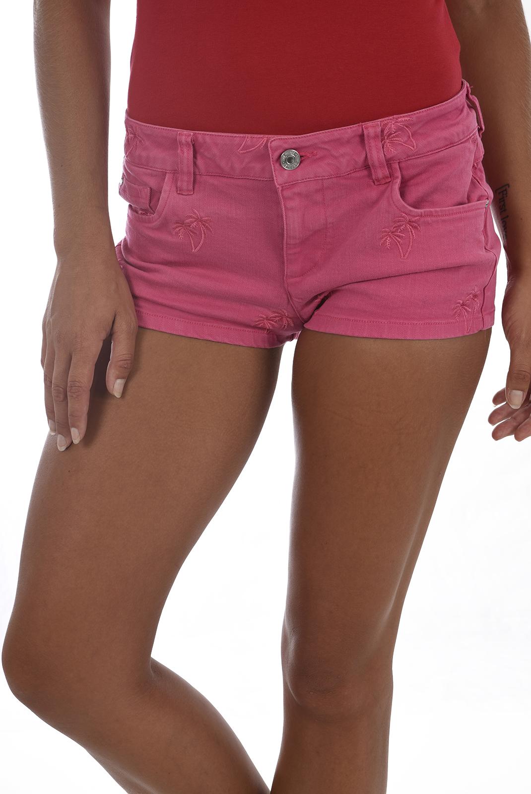 Shorts  Guess jeans W82D10 WA4X0 E433 PINK