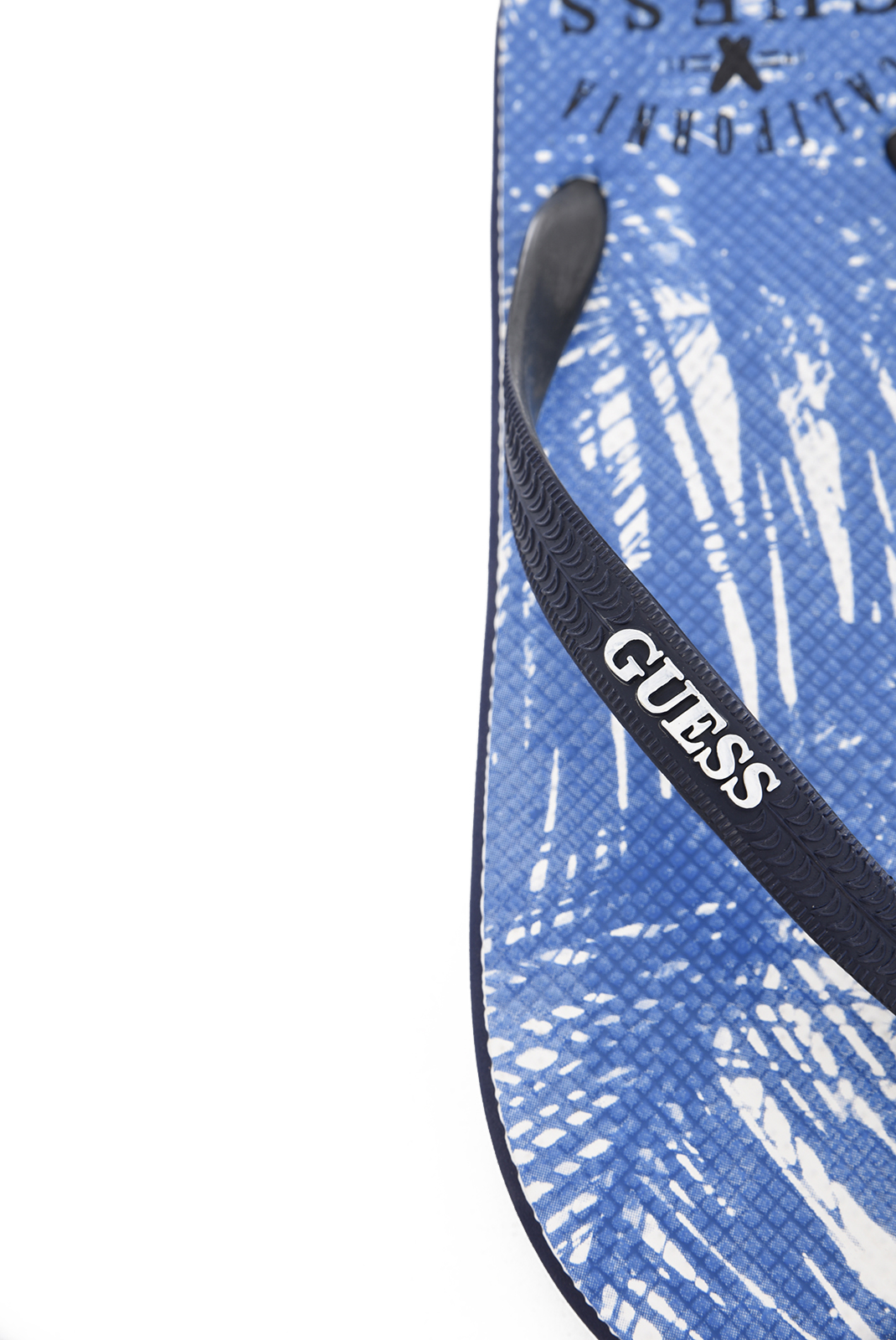 Tongs / Claquettes  Guess jeans F82Z01 BB00D U319 PALME