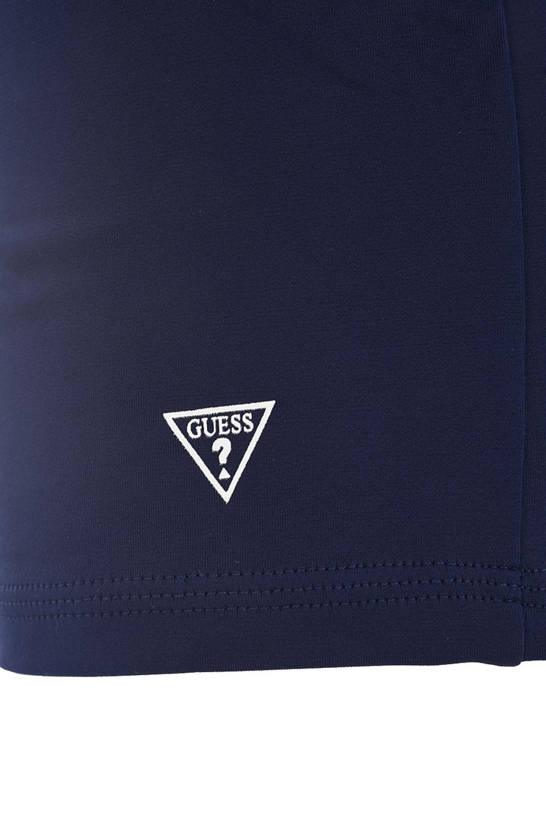 Shorts de bain  Guess jeans F82S02 LY006 C765 DECK BLUE