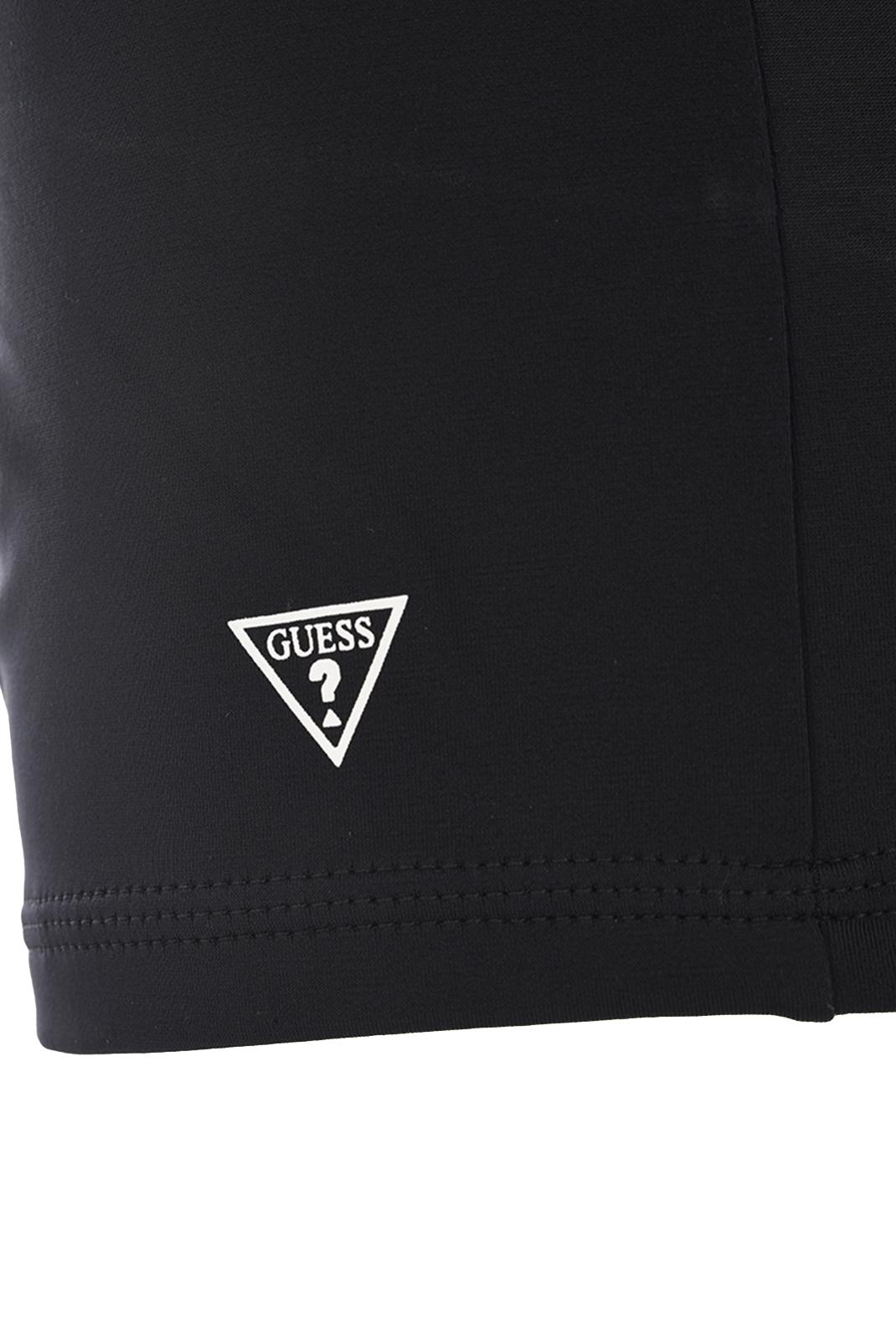 Shorts de bain  Guess jeans F82S02 LY006 A996 BLACK