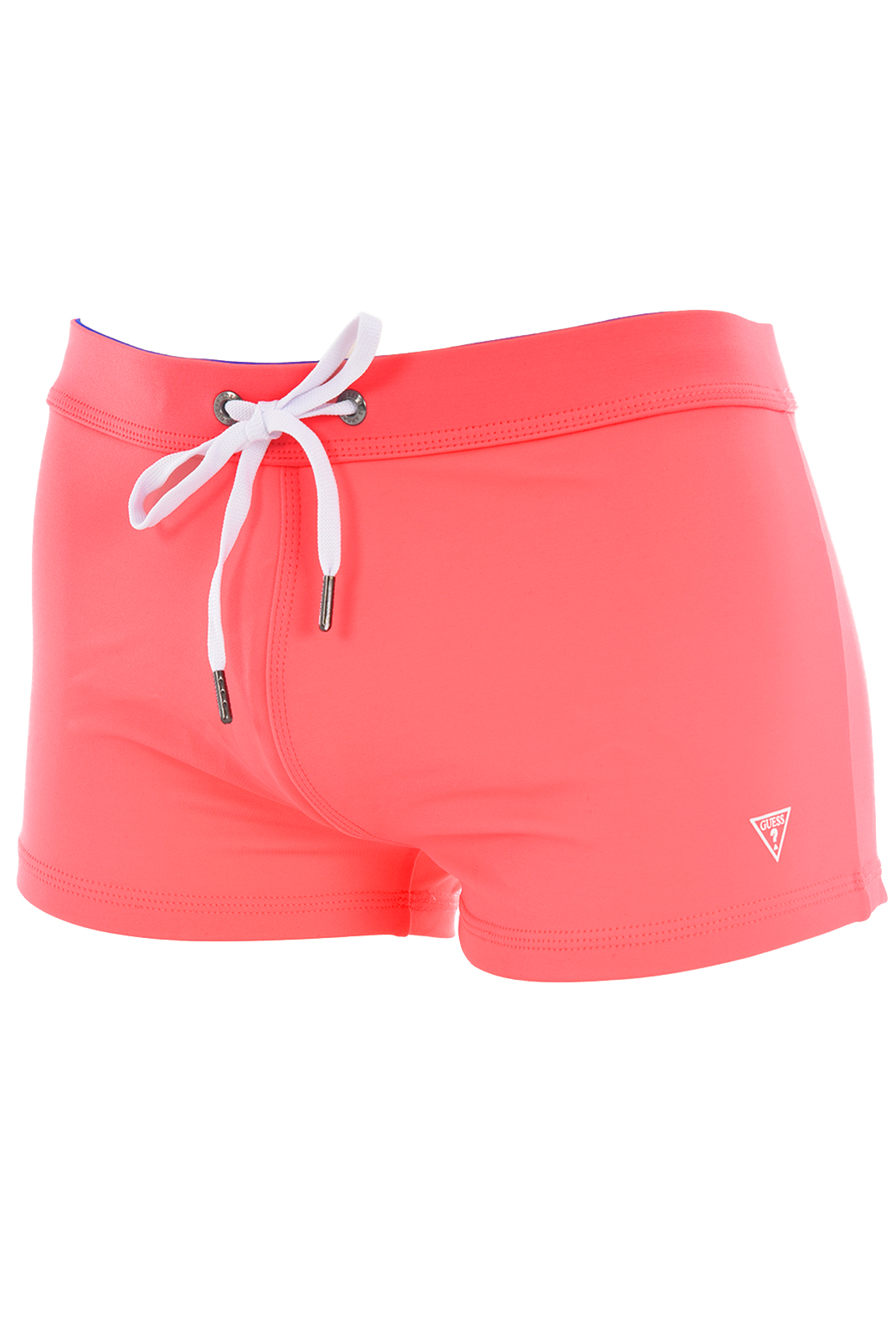 Shorts de bain  Guess jeans F82S02 LY006 TOPK TORCH PINK
