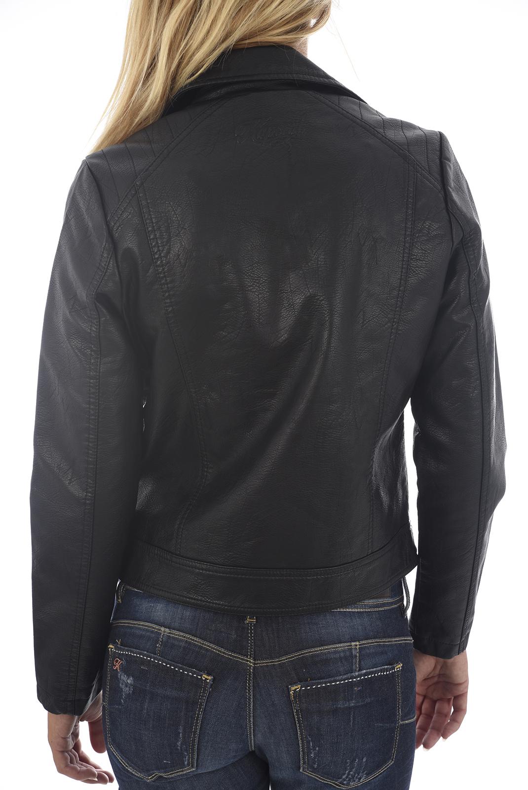 Vestes & blousons  Kaporal TESSY H18W62 BLACK