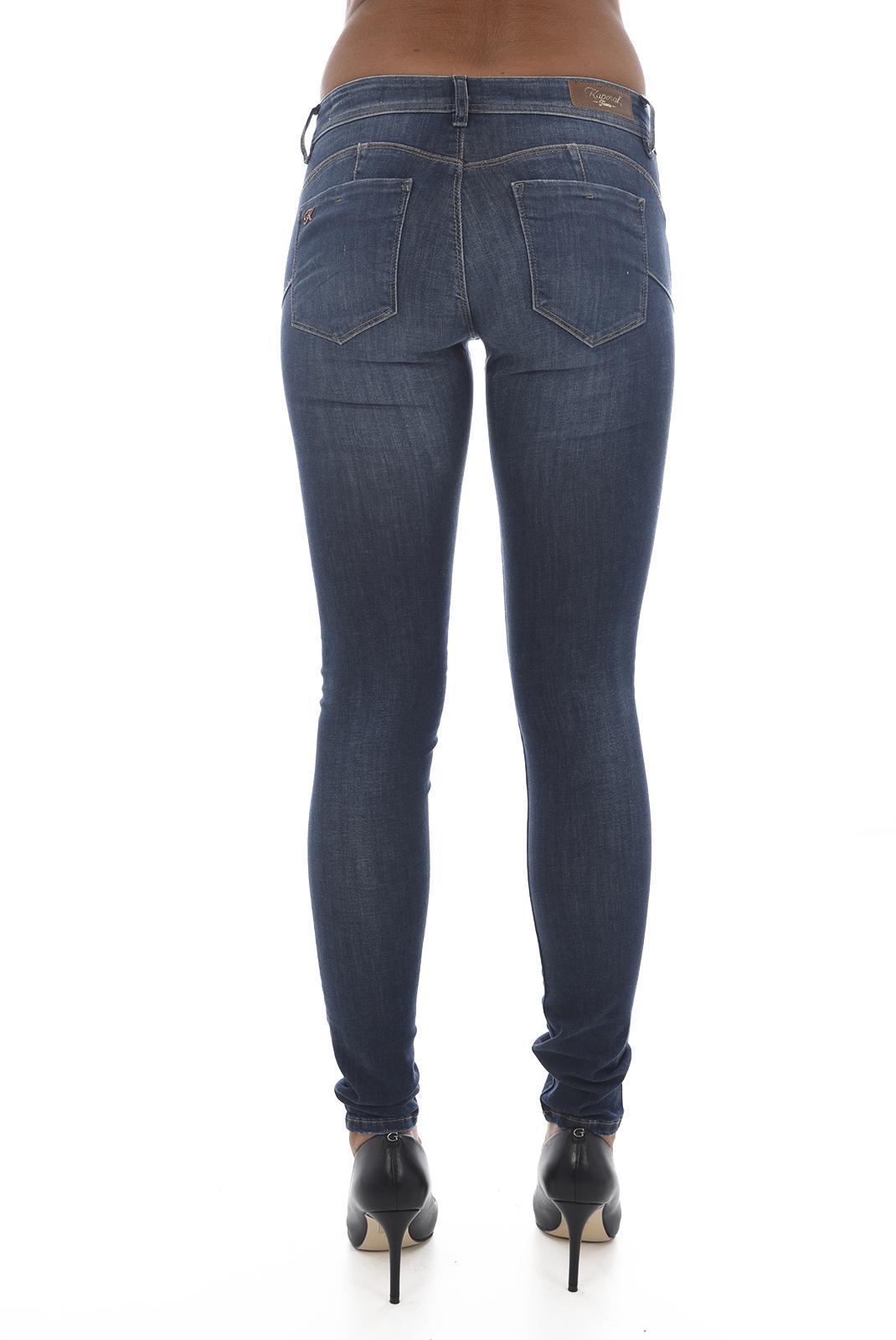 Jeans   Kaporal LOKA H18W7 ZIGZAG DESTROY