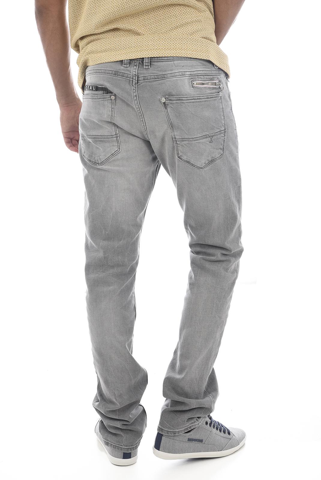 Jeans  Kaporal EDAM H18M7 SILVER