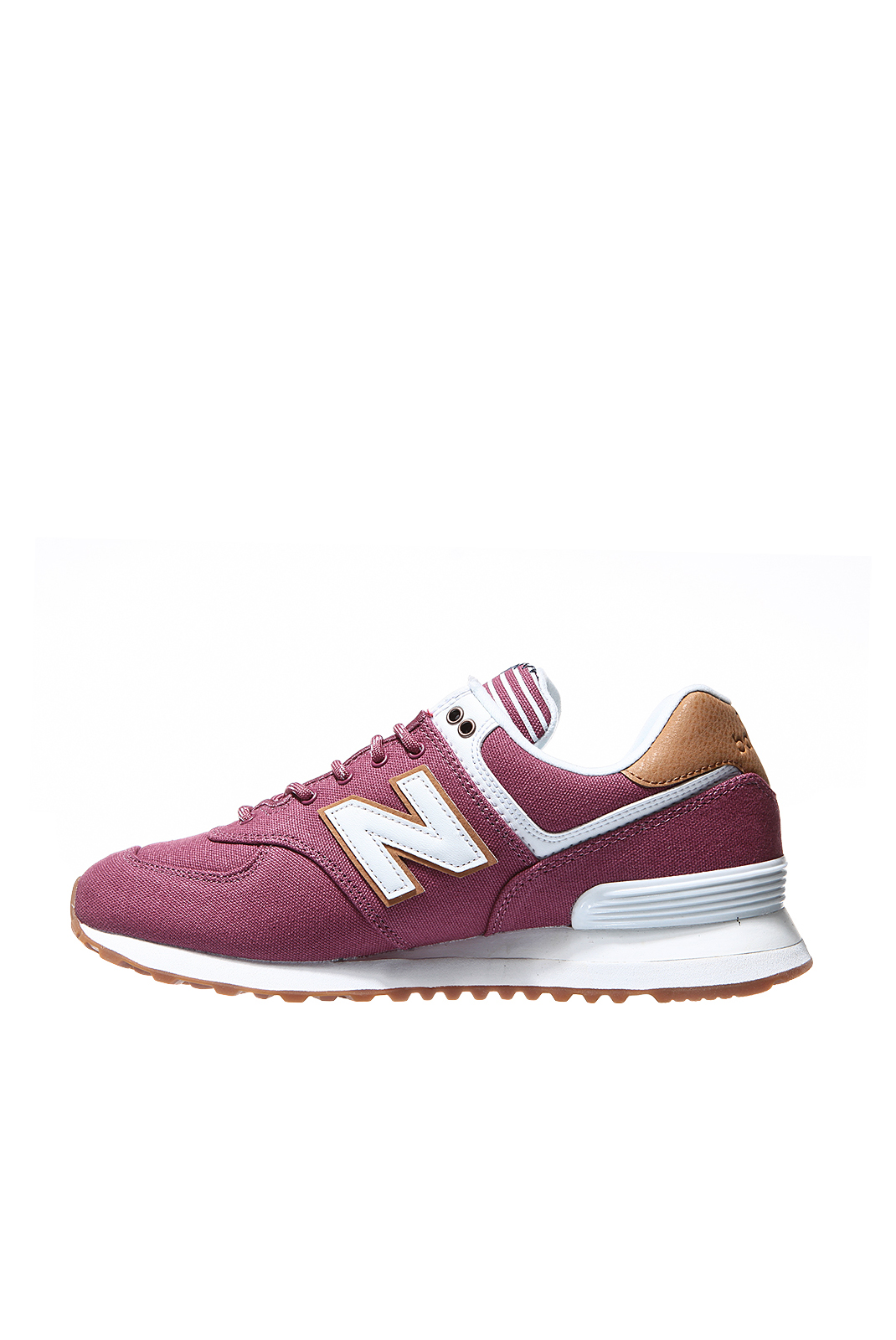 Chaussures  New balance WL574SYF BORDEAUX