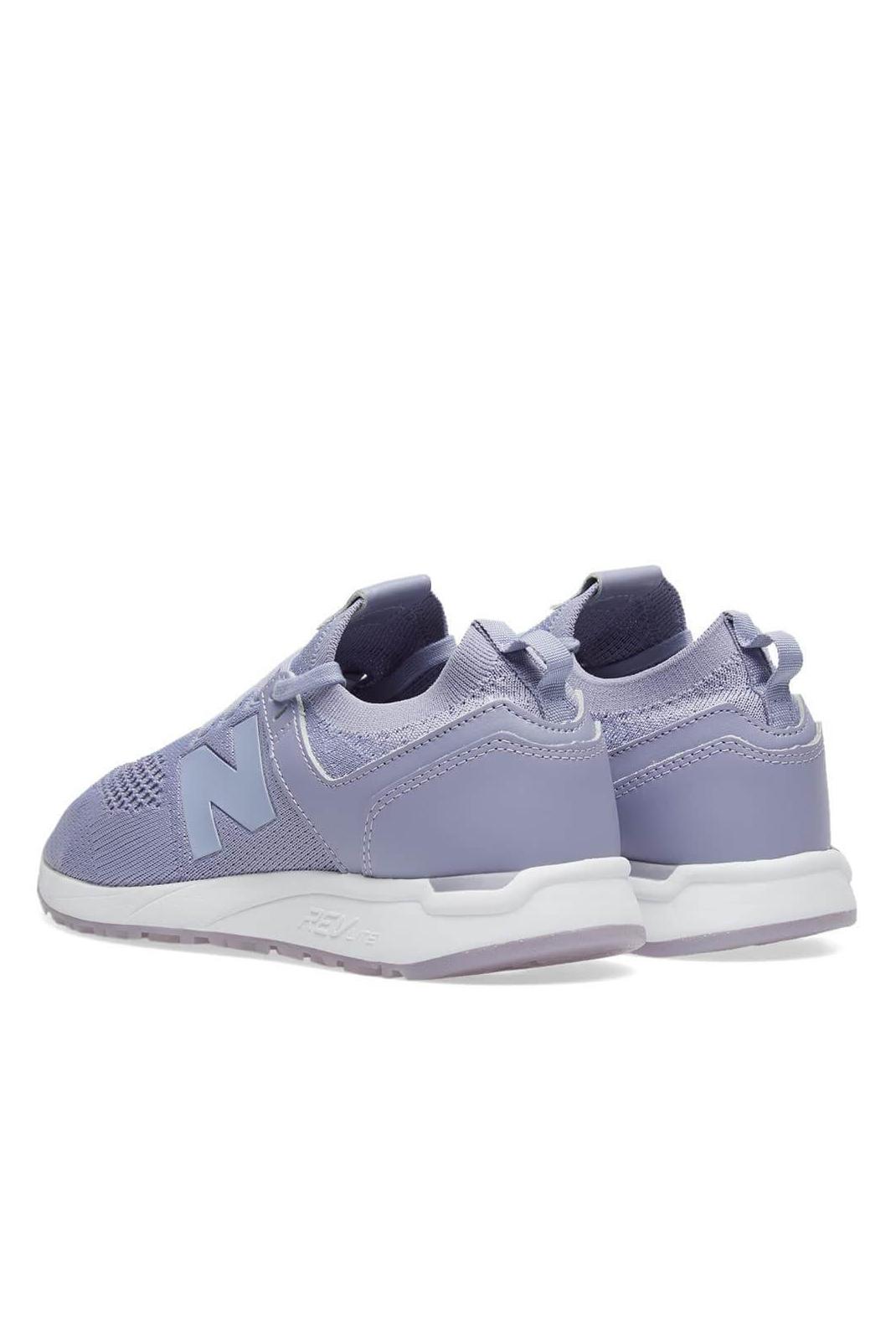 Chaussures  New balance WRL247SS LAVANDE