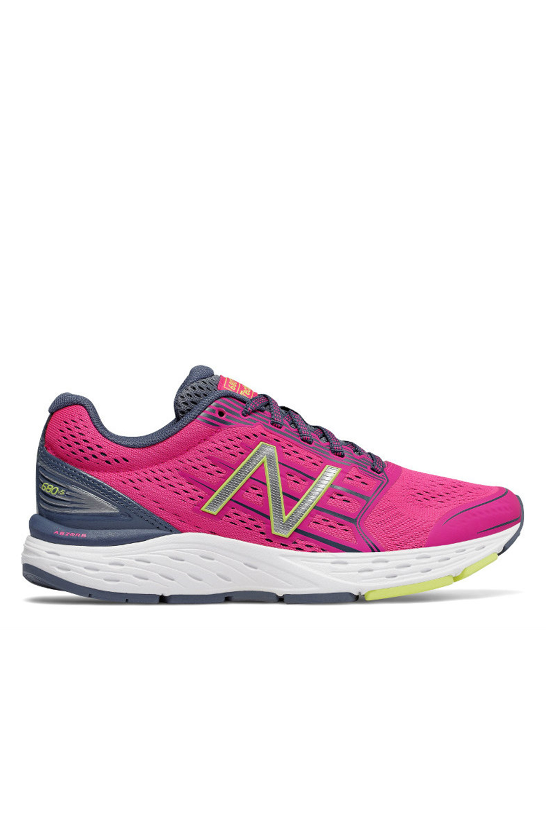 Chaussures  New balance W680LP5 Rose